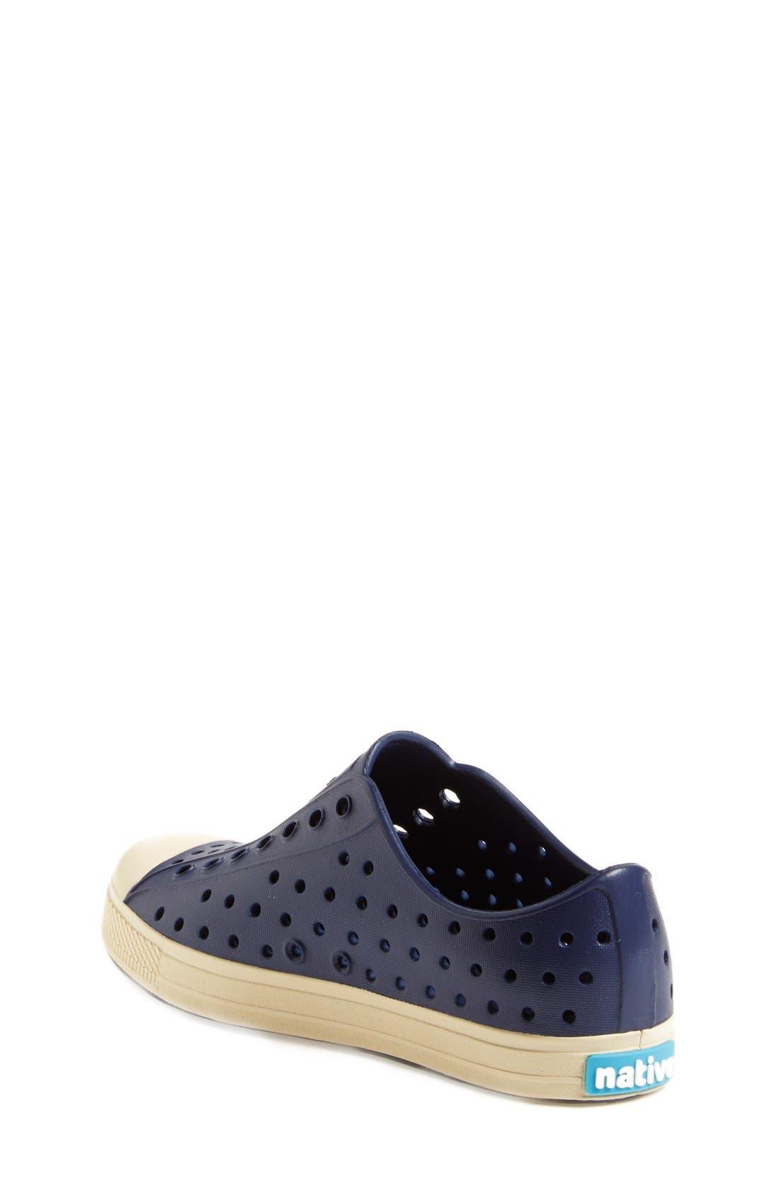 'Jefferson' Water Friendly Slip-On Sneaker,                             Alternate thumbnail 99, color,