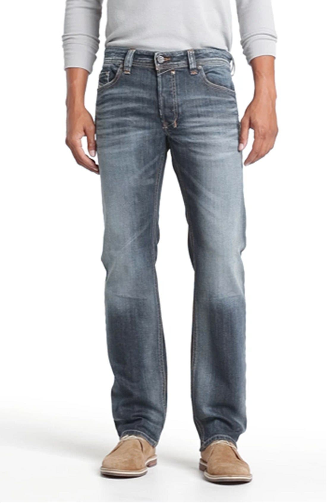 Safado Slim Fit Jeans,                             Alternate thumbnail 2, color,                             400