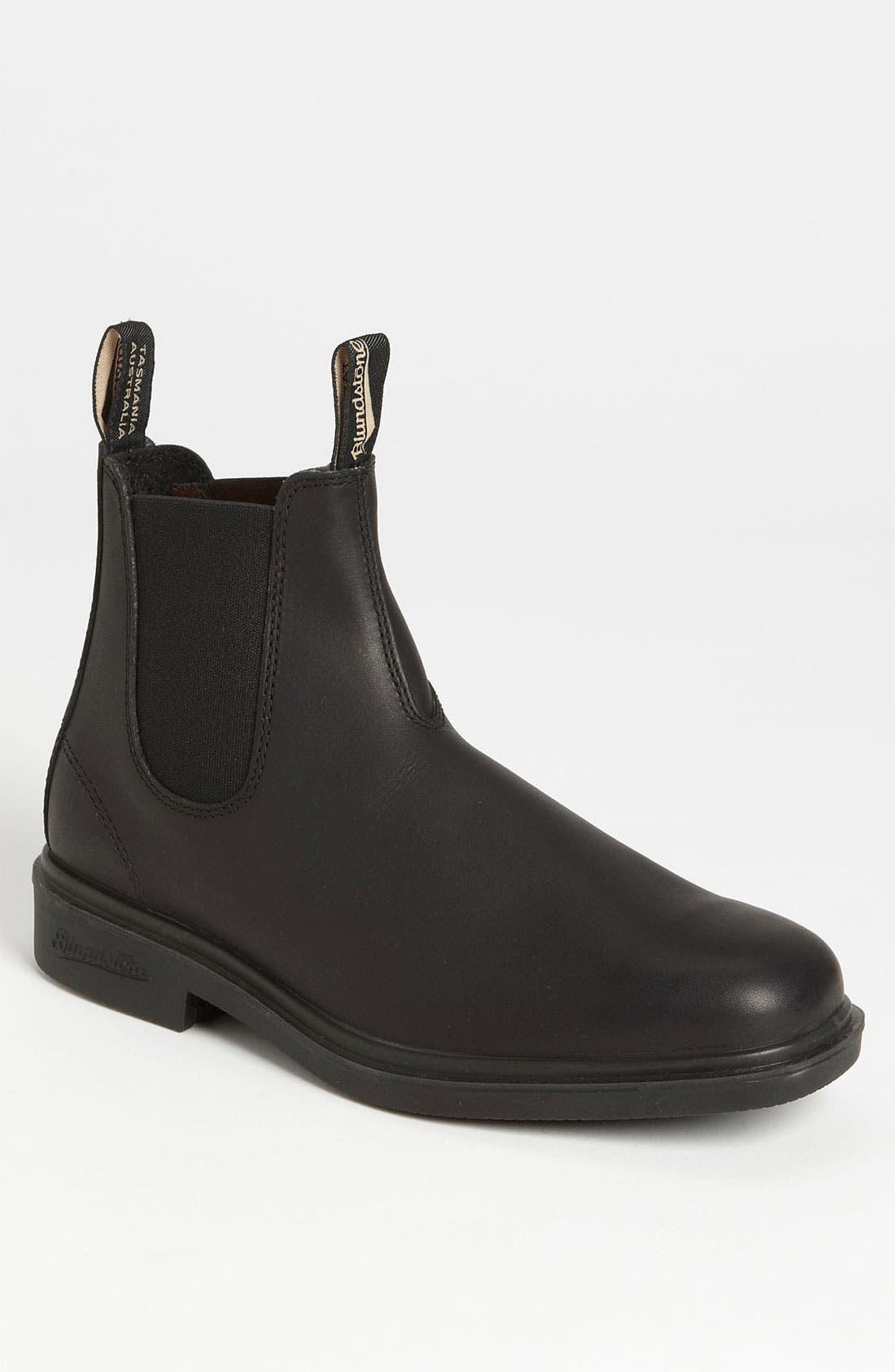 Footwear Chelsea Boot,                         Main,                         color, BLACK