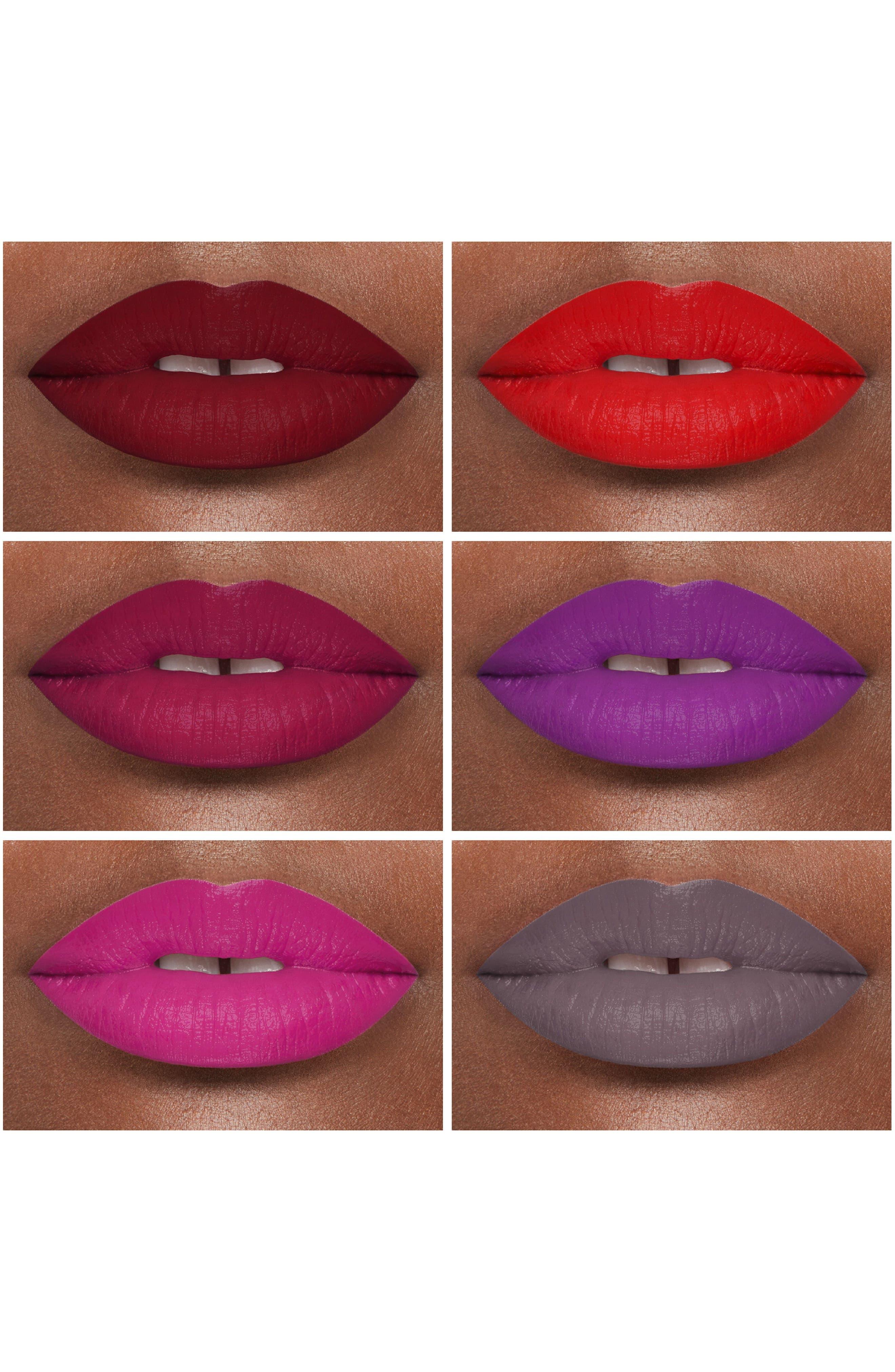 Be Legendary Pucker Up Lipstick Palette,                             Alternate thumbnail 5, color,                             BOLD
