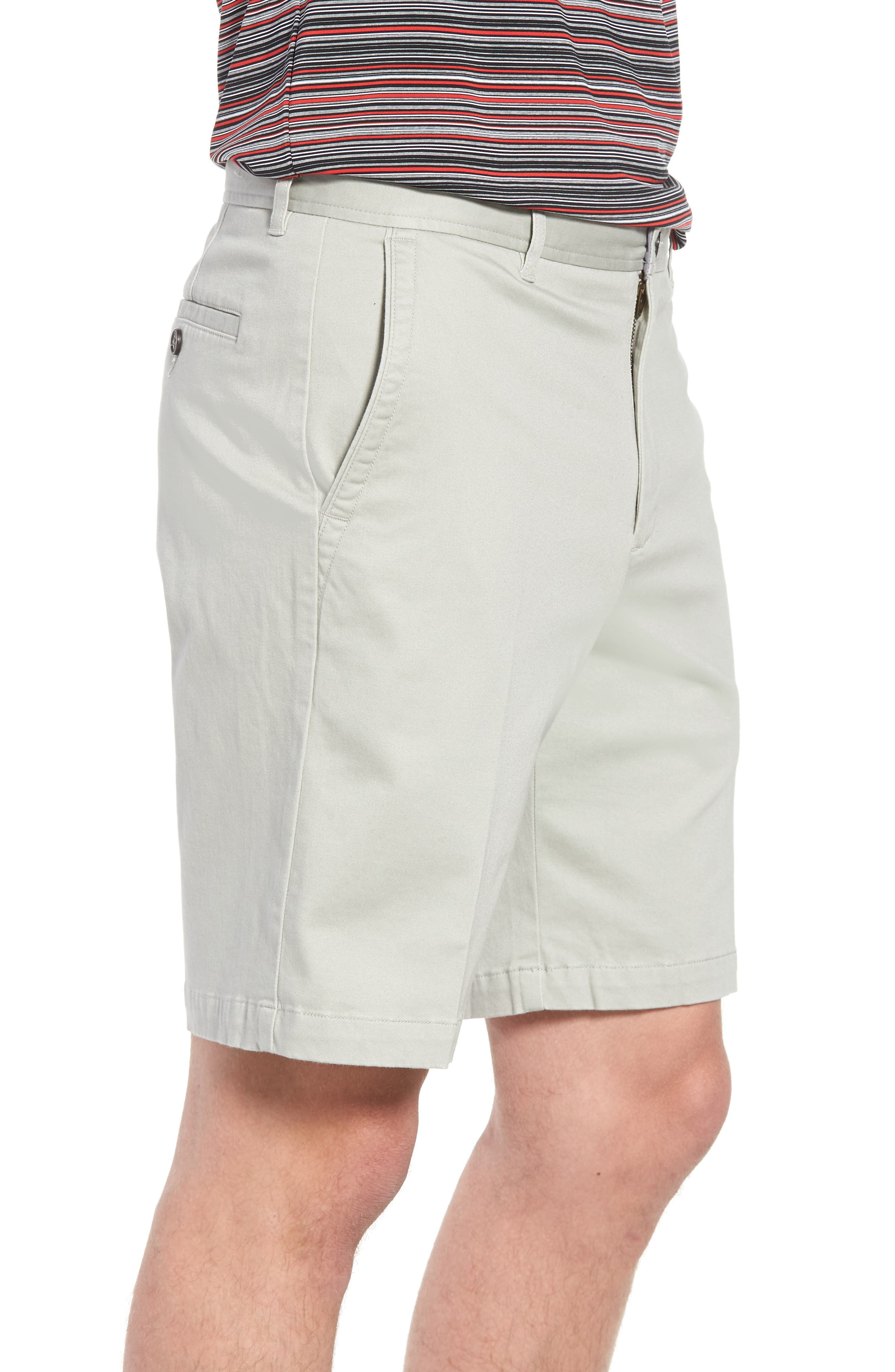 St. Charles Stretch Twill Shorts,                             Alternate thumbnail 3, color,                             051