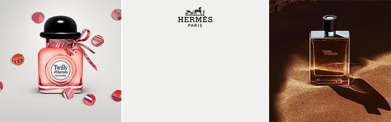 Hermès perfume and cologne.
