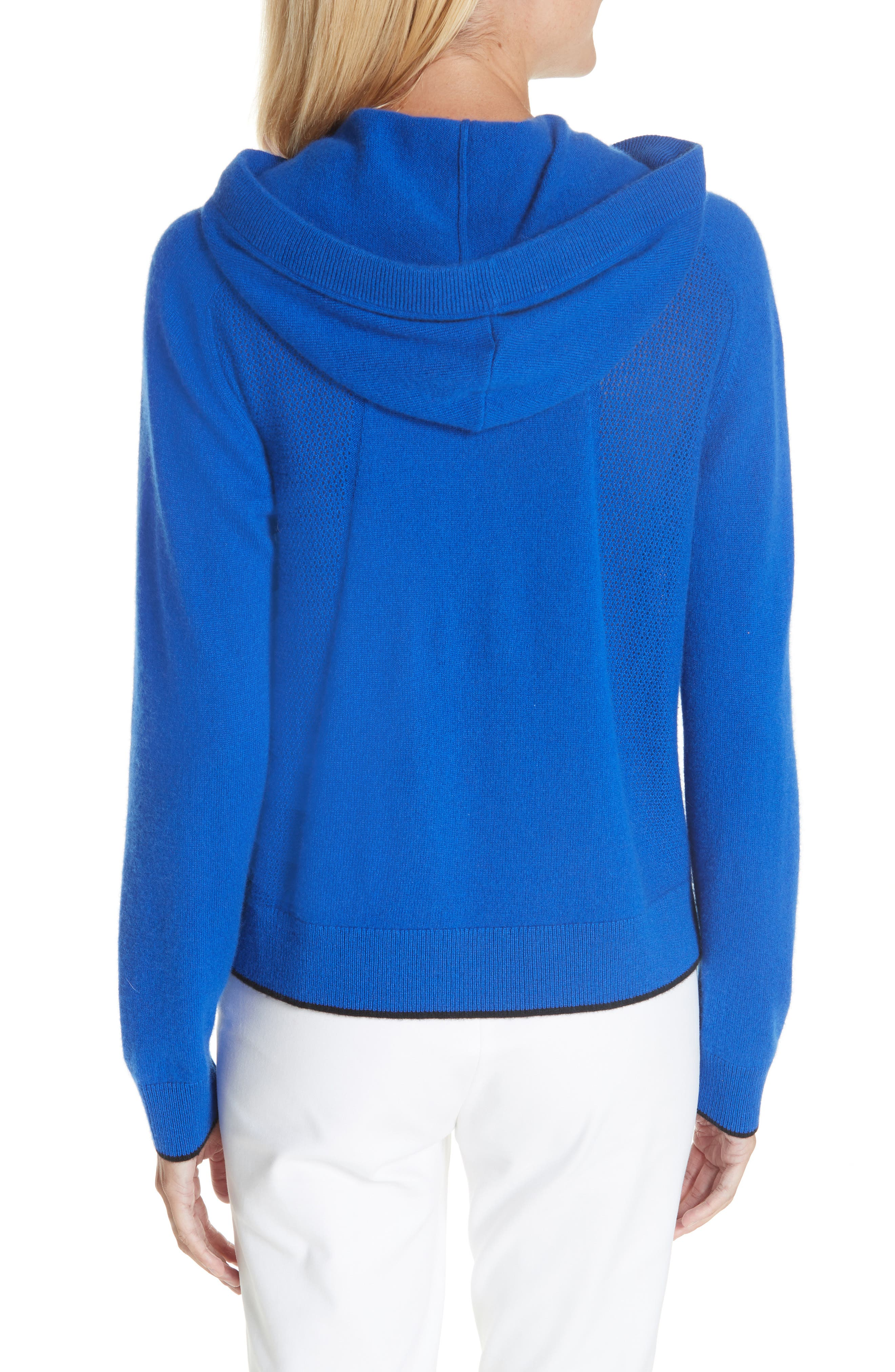 Yorke Cashmere Hoodie,                             Alternate thumbnail 2, color,                             403