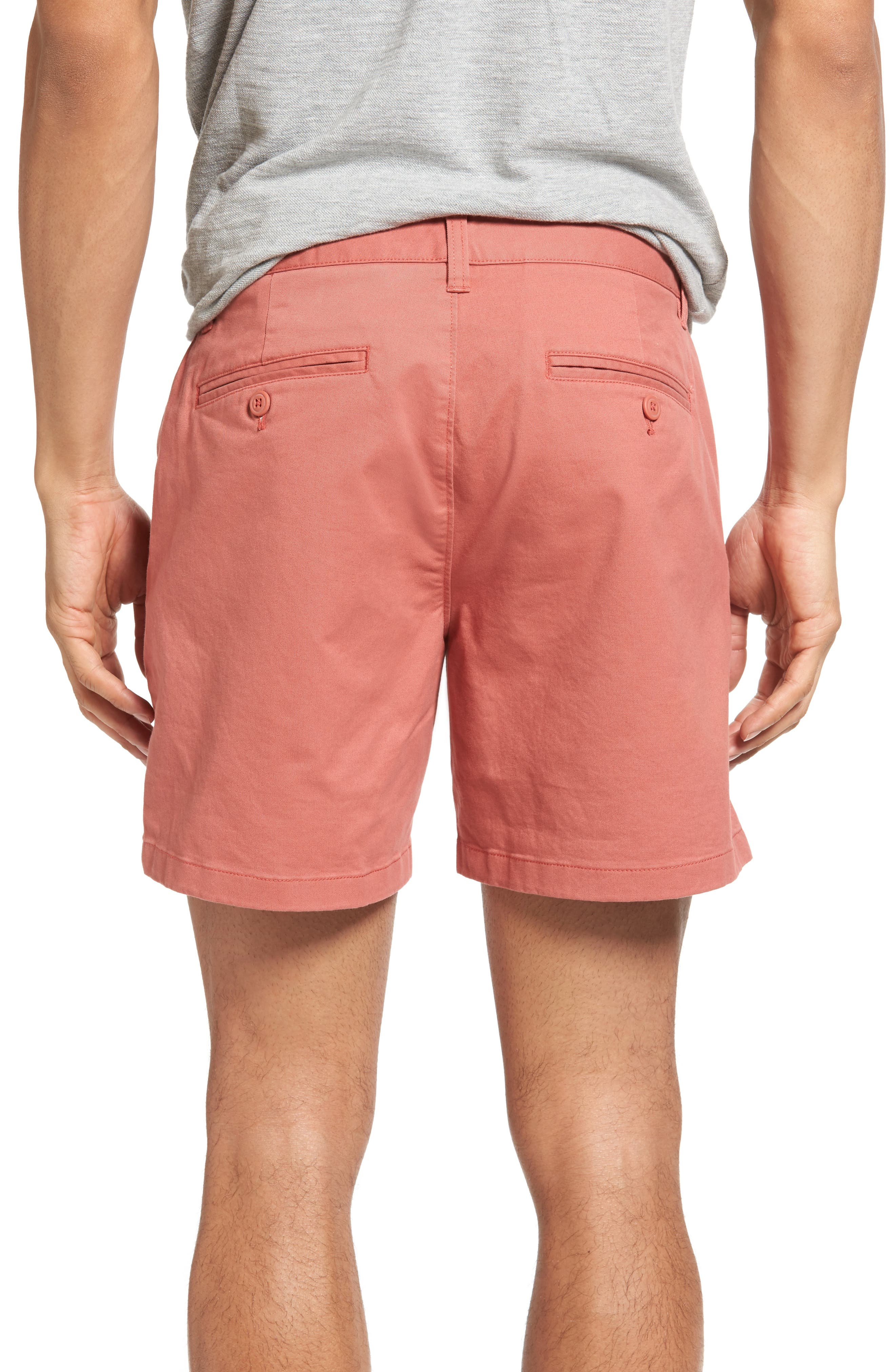 Stretch Washed Chino 5-Inch Shorts,                             Alternate thumbnail 56, color,
