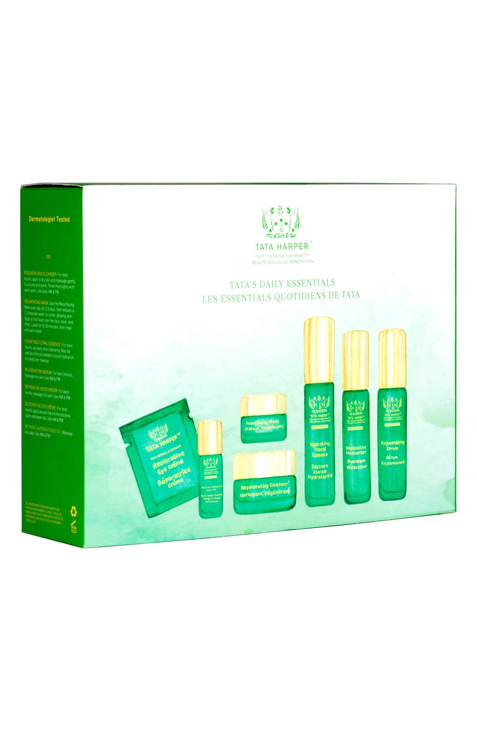 Tata Harper Skincare™ Daily Essentials Set ($117 Value)   Nordstrom