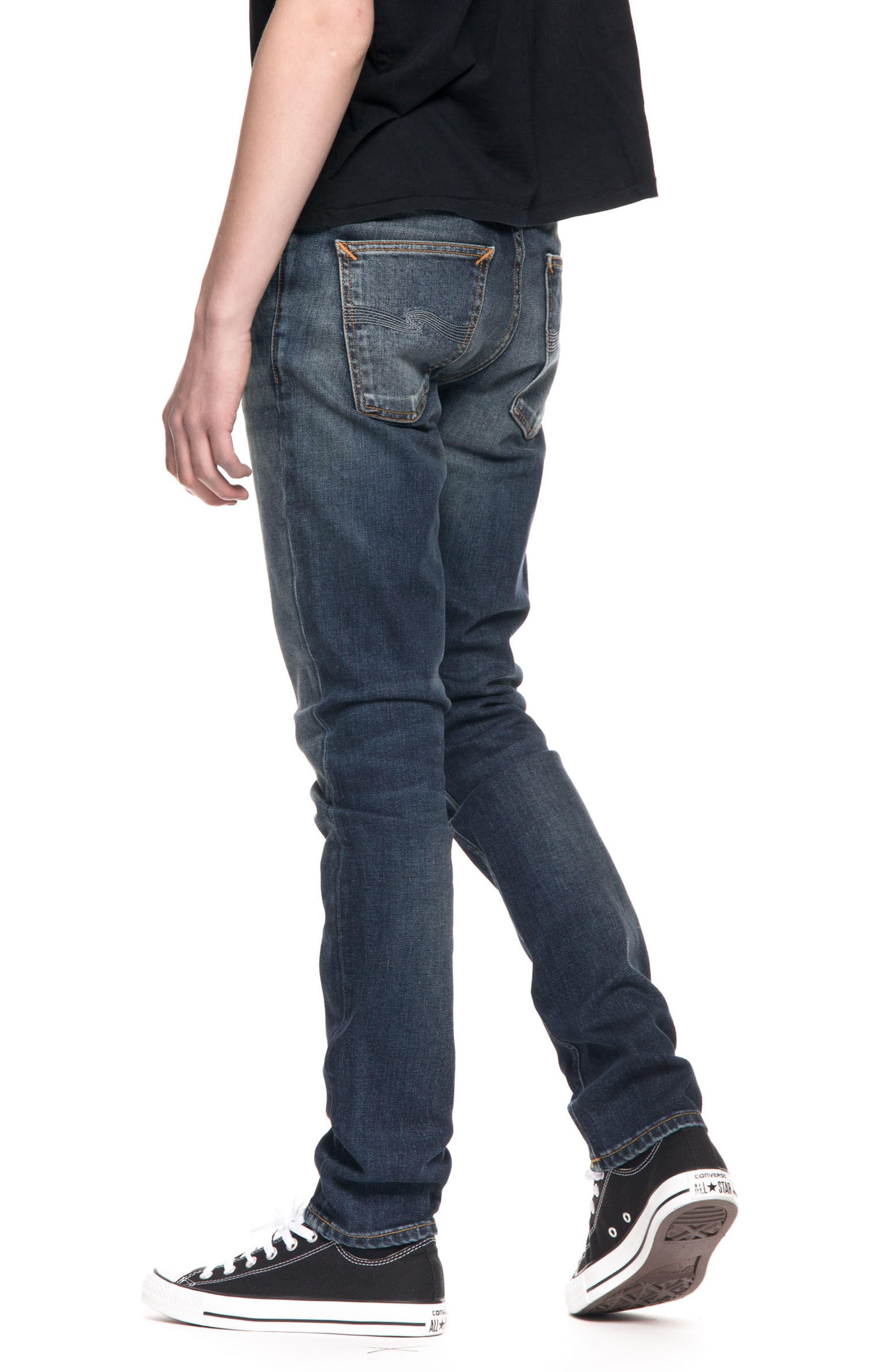 Lean Dean Slouchy Slim Fit Jeans,                             Alternate thumbnail 2, color,                             400