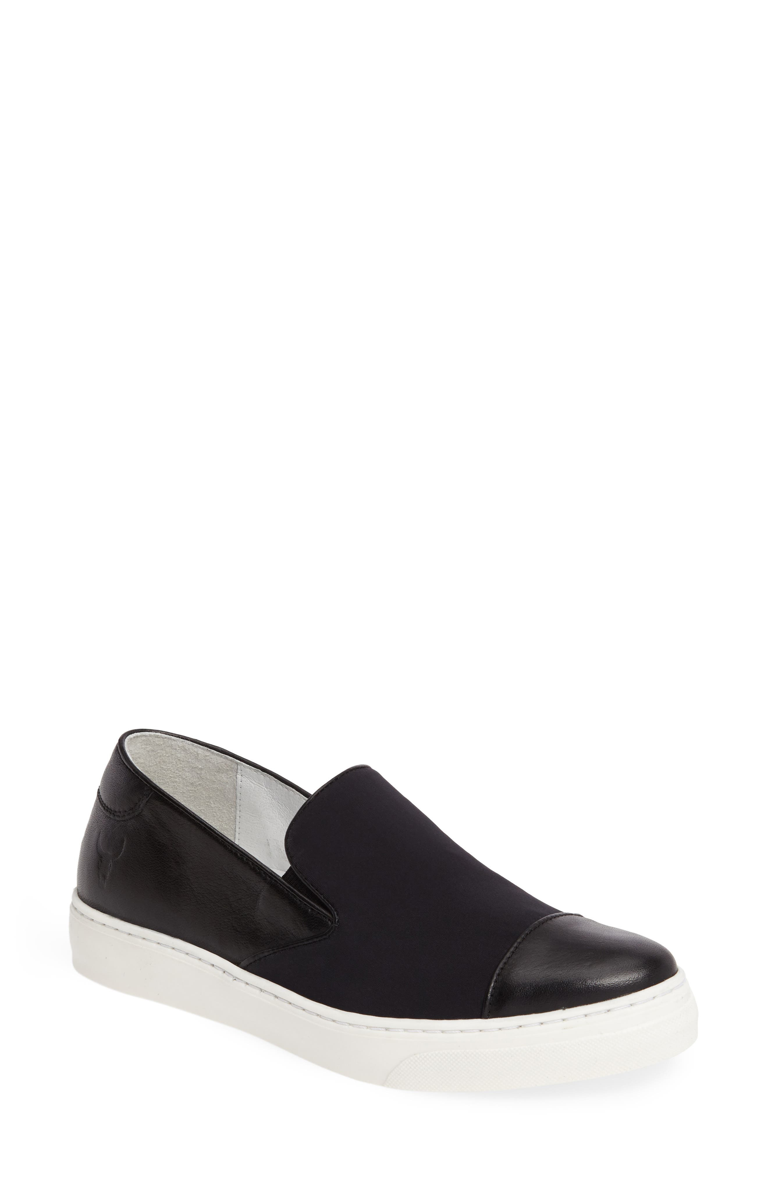 Betsy Slip-On Sneaker,                         Main,                         color, 001