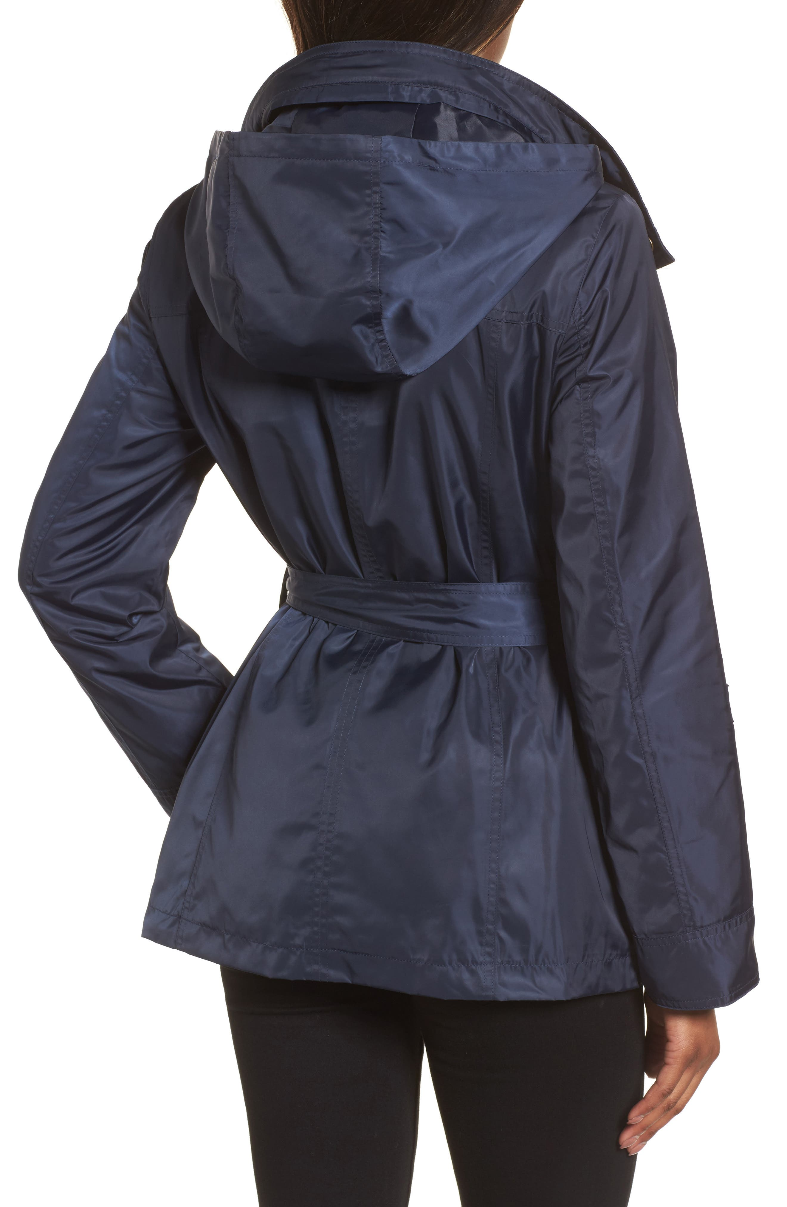 Belted Lightweight Jacket,                             Alternate thumbnail 15, color,