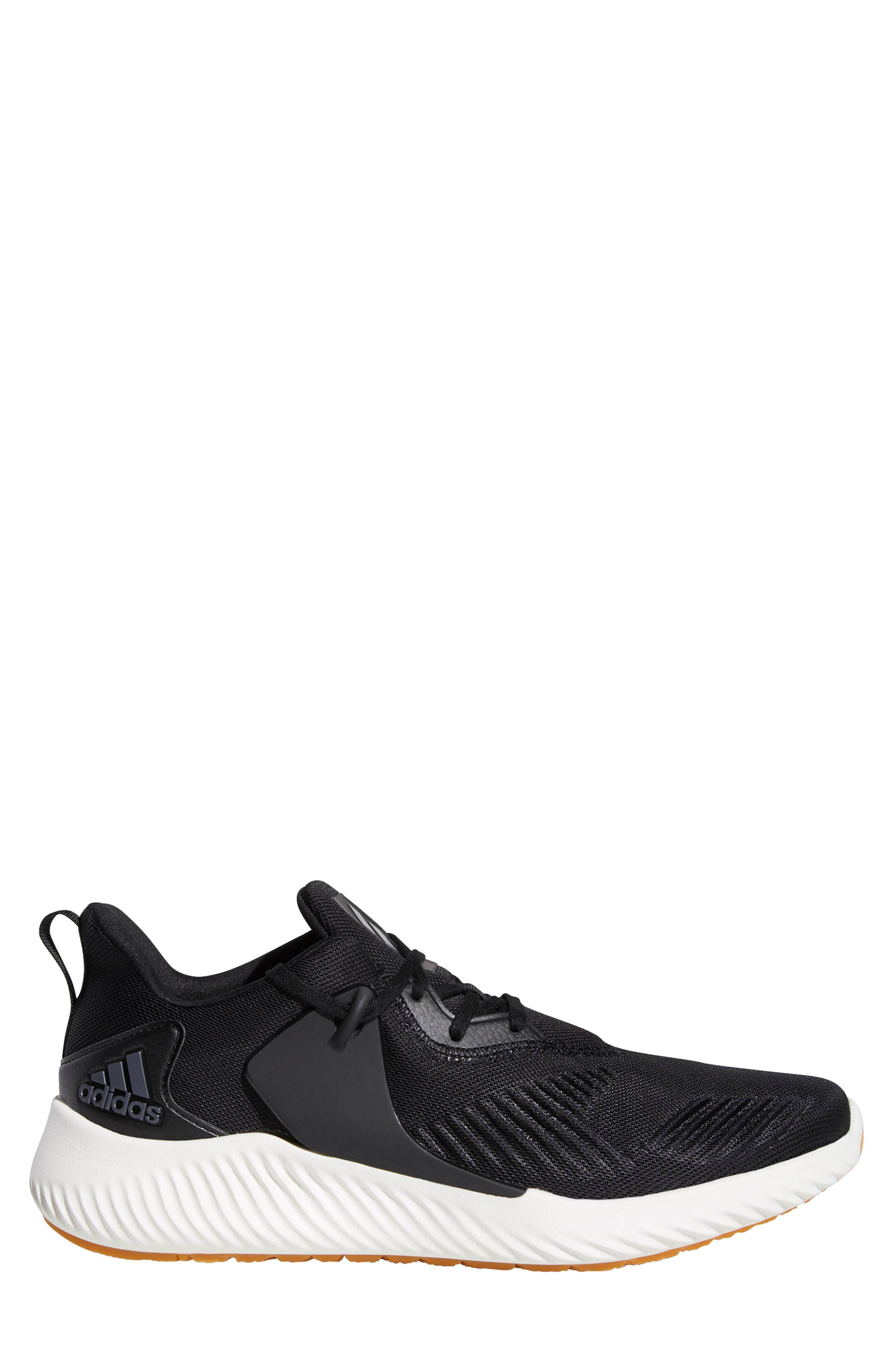 AlphaBounce RC 2 Running Shoe,                             Alternate thumbnail 3, color,                             CORE BLACK/ NIGHT/ CORE BLACK