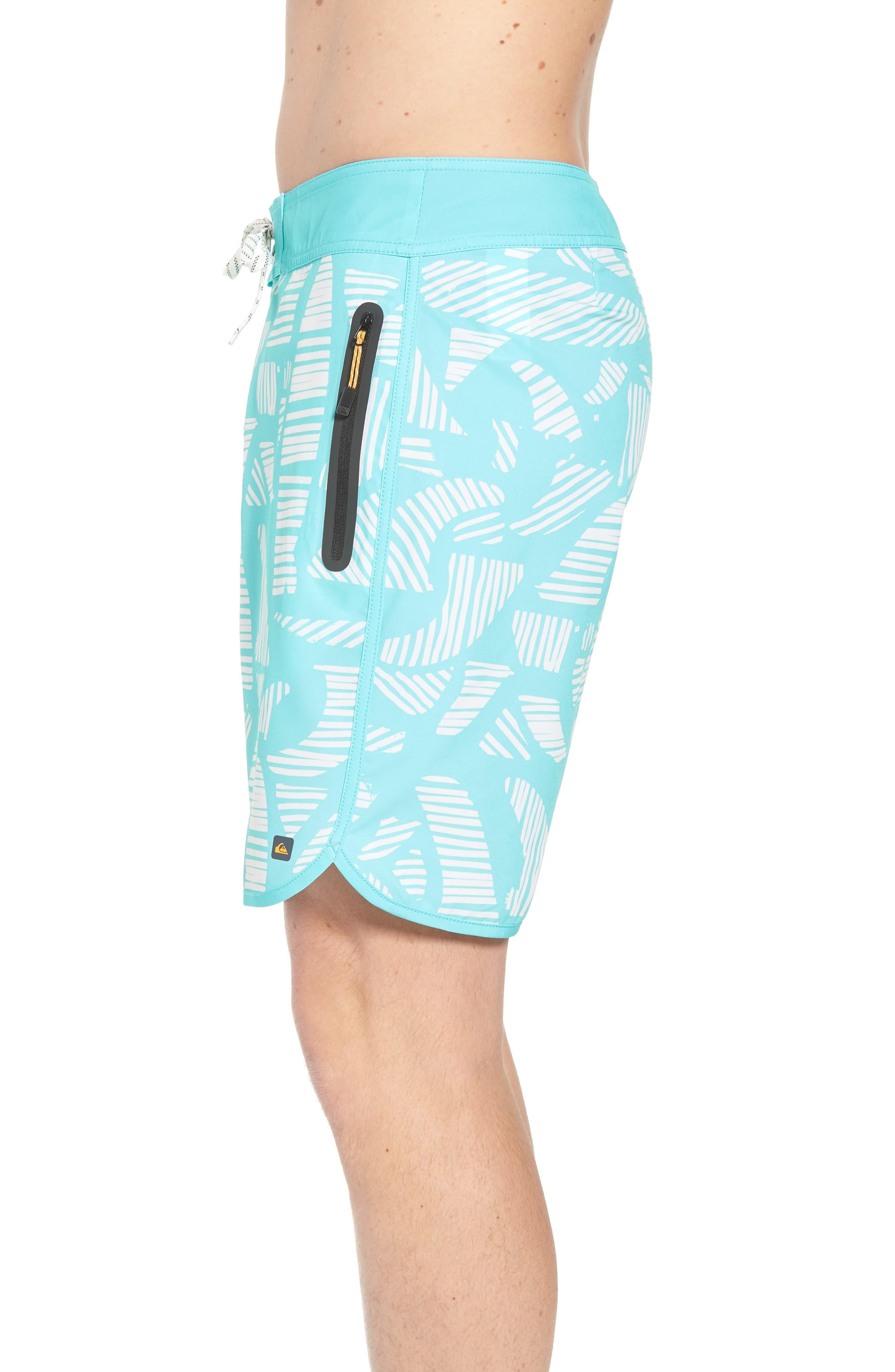 Odysea Board Shorts,                             Alternate thumbnail 4, color,                             BLUE RADIANCE
