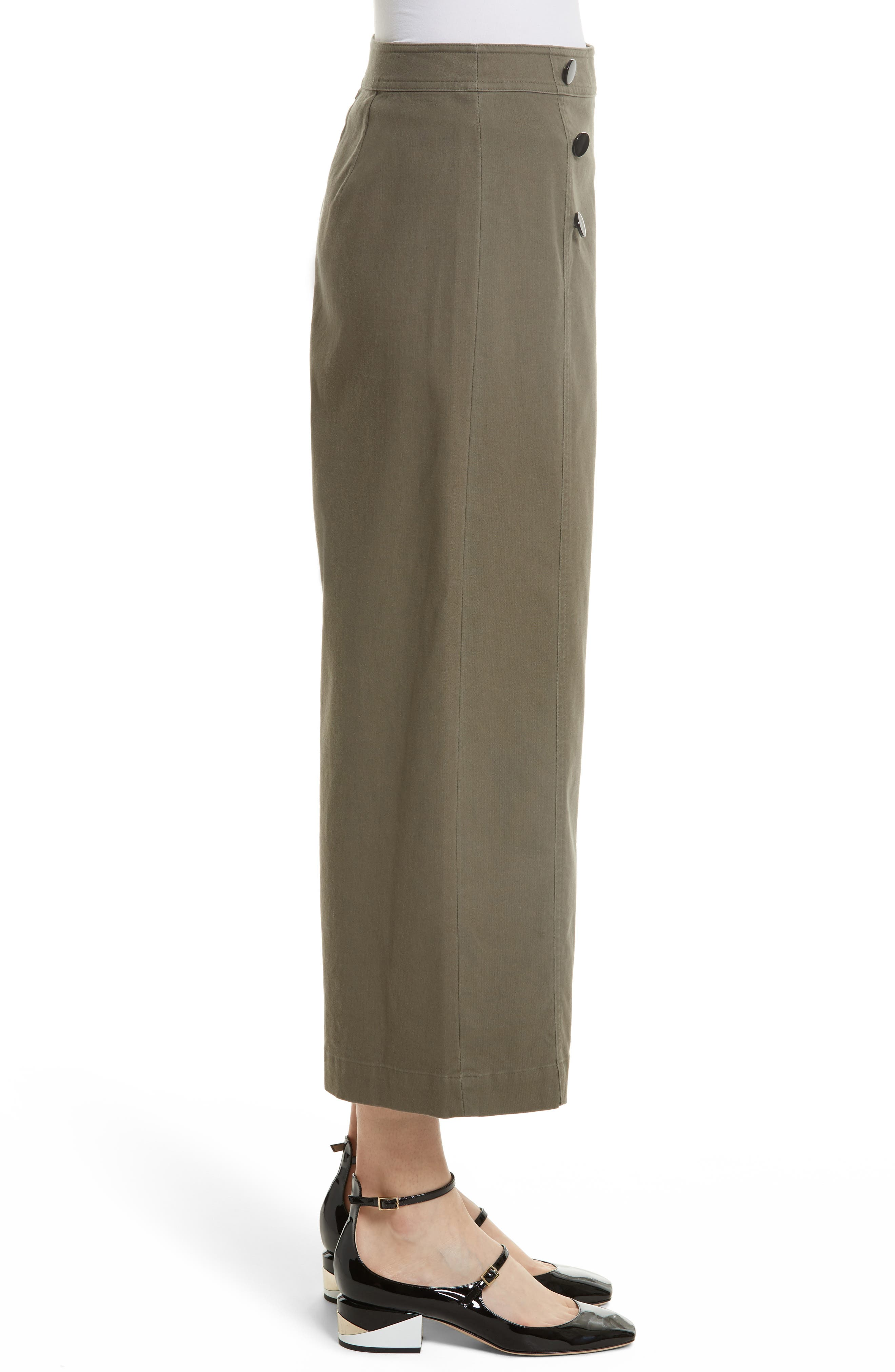 crop military pants,                             Alternate thumbnail 3, color,                             301