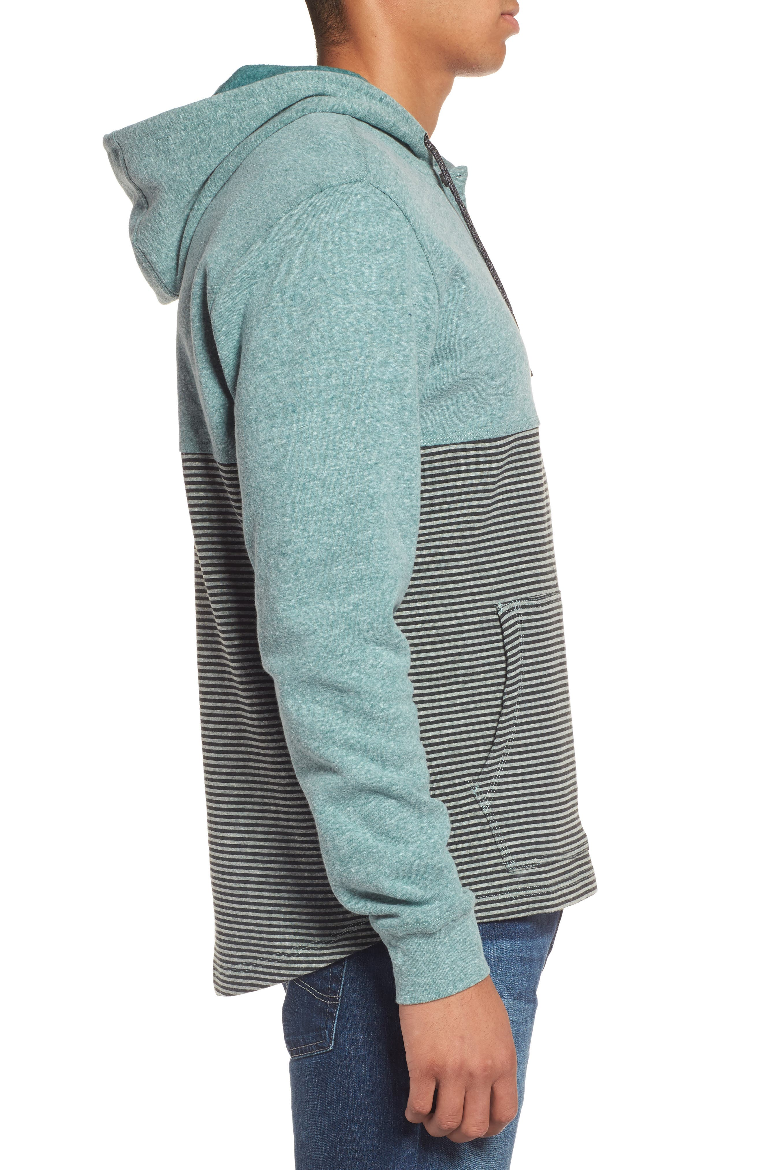 Bayside Pullover Hoodie,                             Alternate thumbnail 8, color,