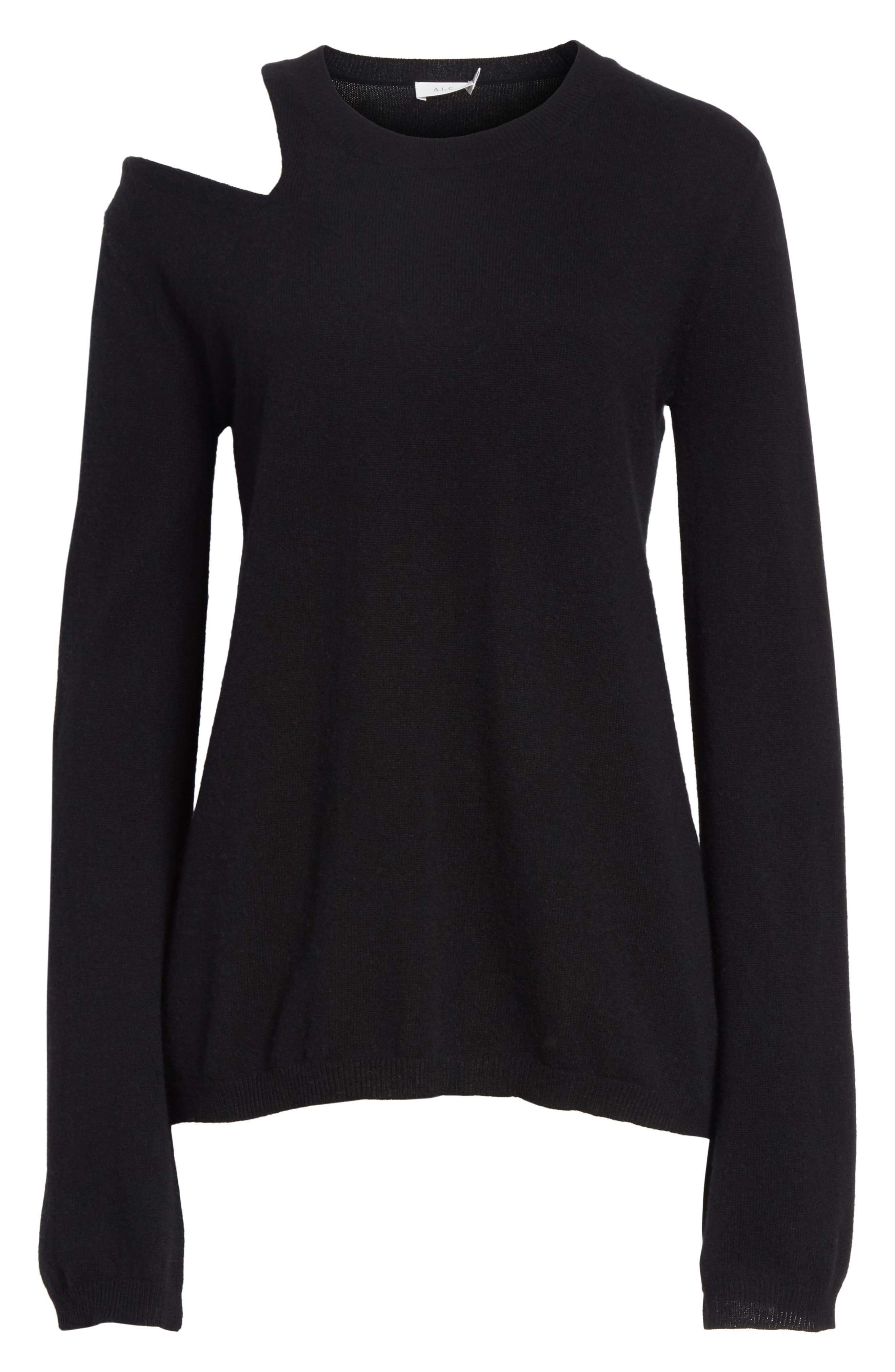 Hamilton Wool & Cashmere Sweater,                             Alternate thumbnail 6, color,