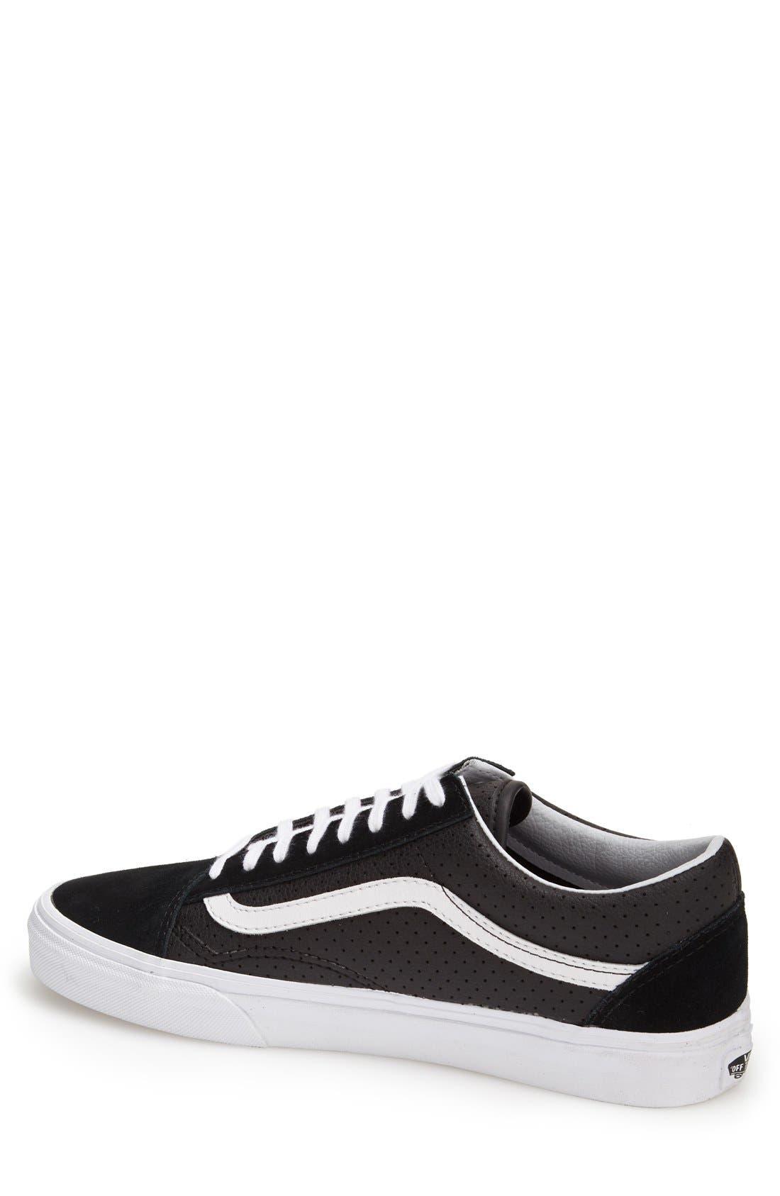 'Old Skool' Sneaker,                             Alternate thumbnail 4, color,