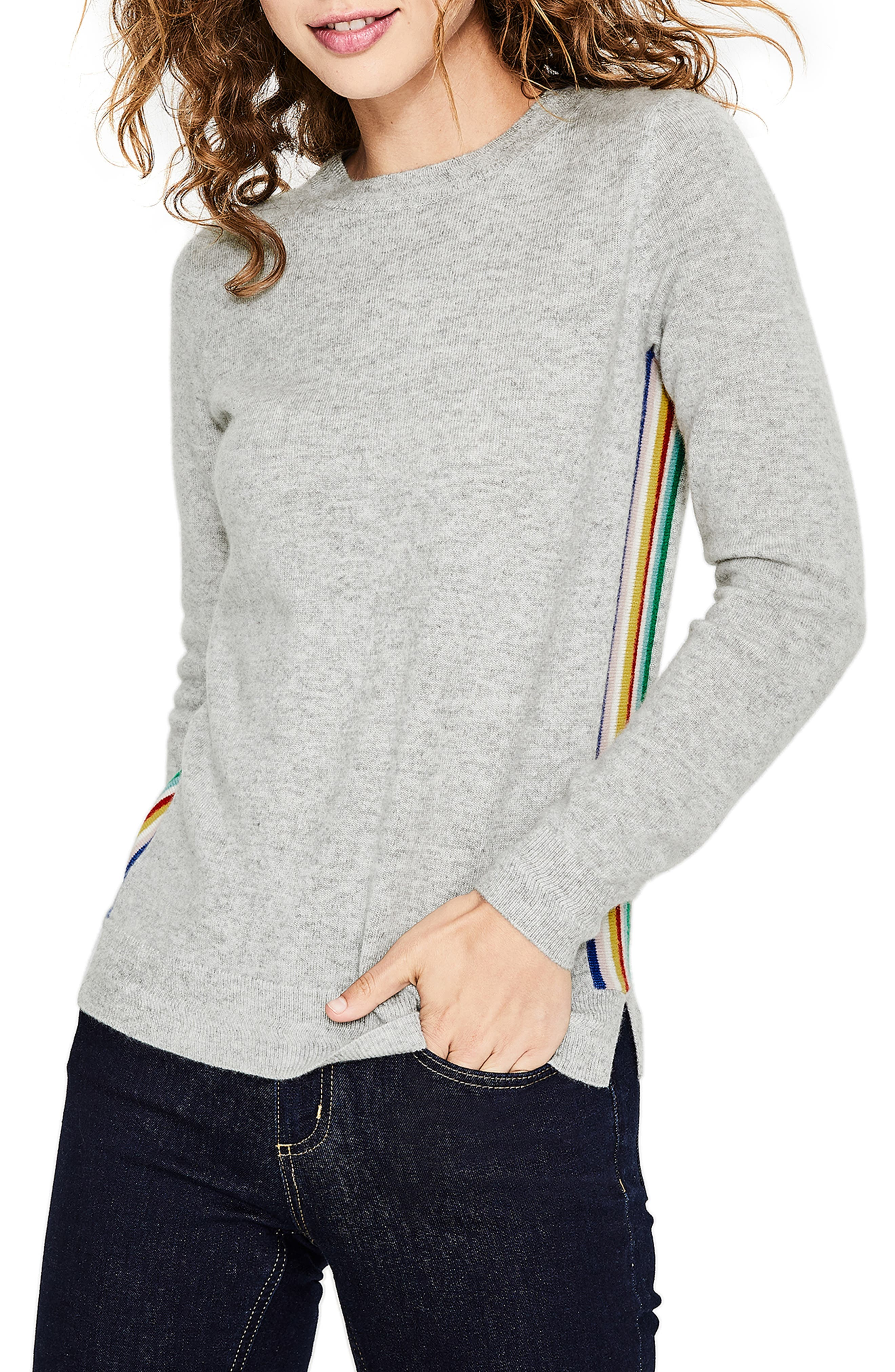 Cashmere Sweater,                             Main thumbnail 1, color,                             034