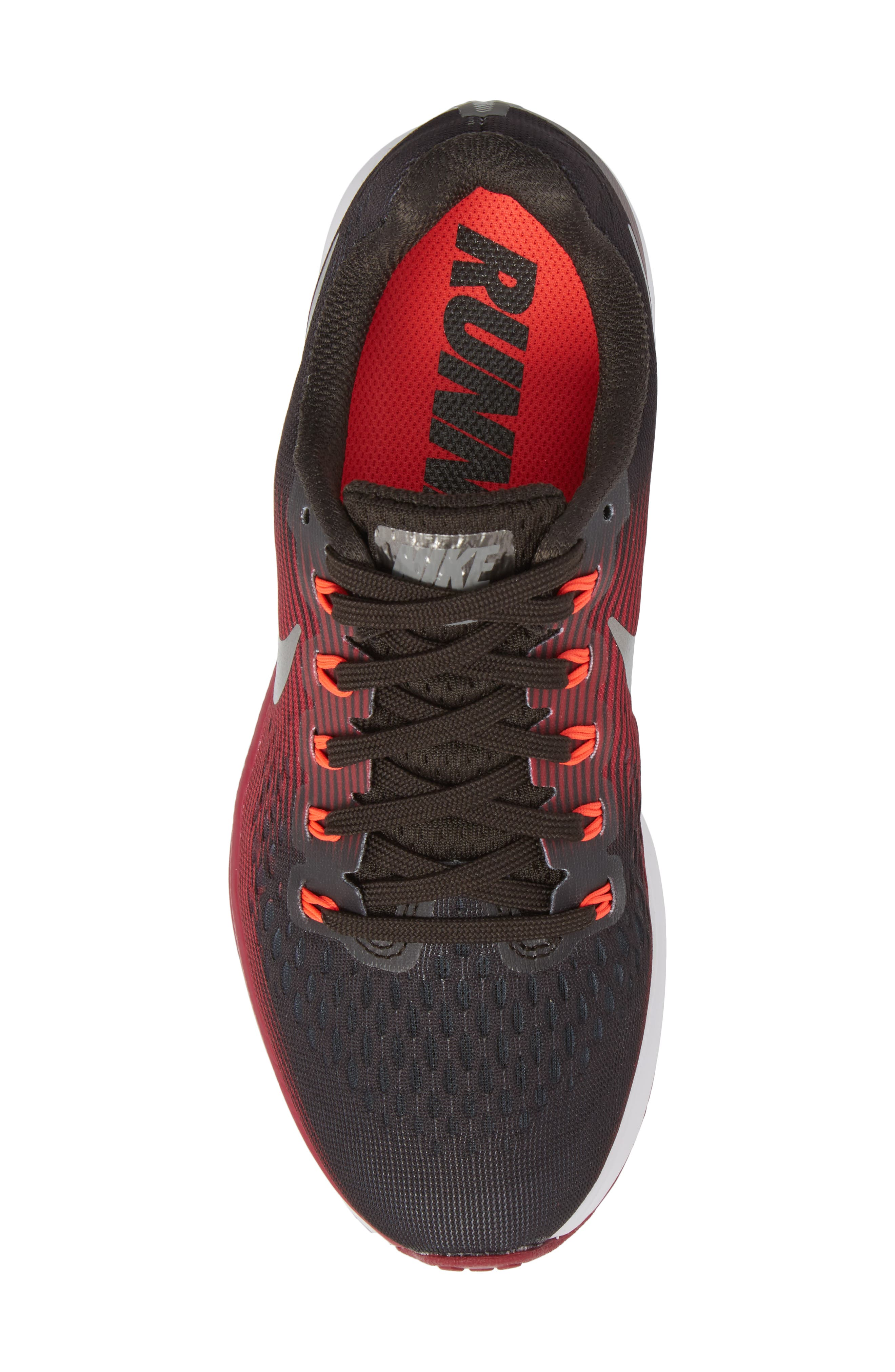 Air Zoom Pegasus 34 Gem Running Shoe,                             Alternate thumbnail 5, color,                             930
