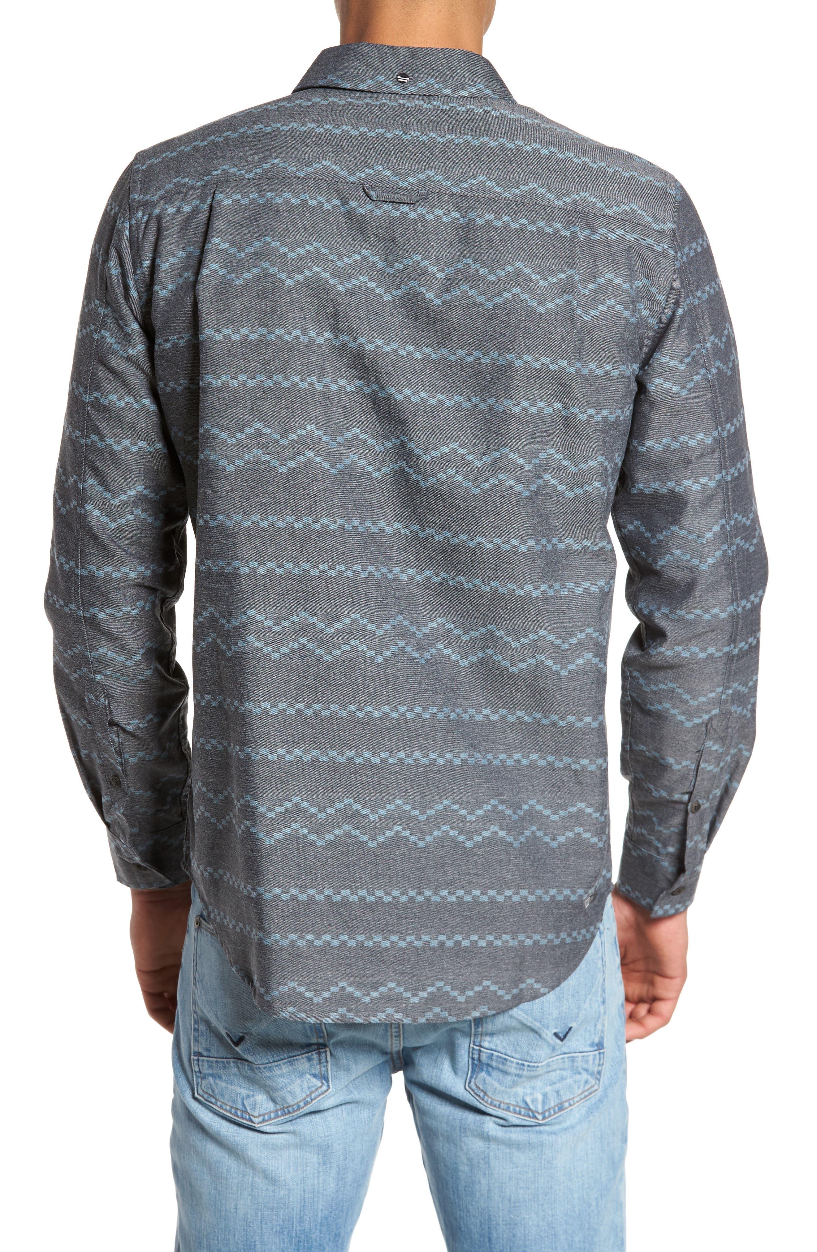 Pismo Dry Flannel Shirt,                             Alternate thumbnail 2, color,                             010