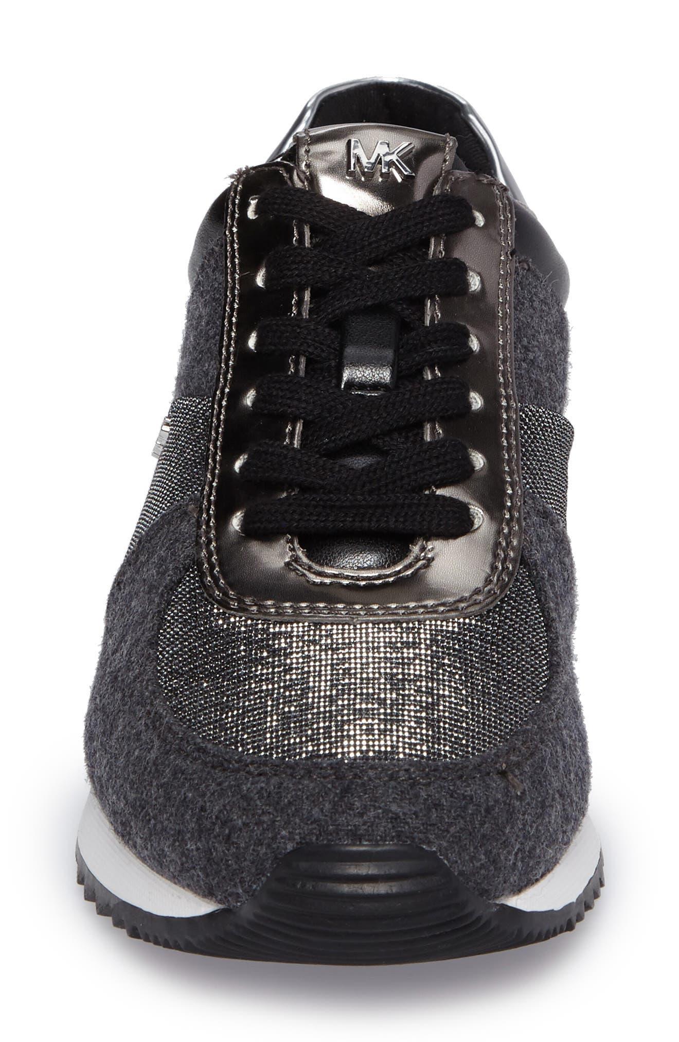 'Allie' Sneaker,                             Alternate thumbnail 4, color,                             031