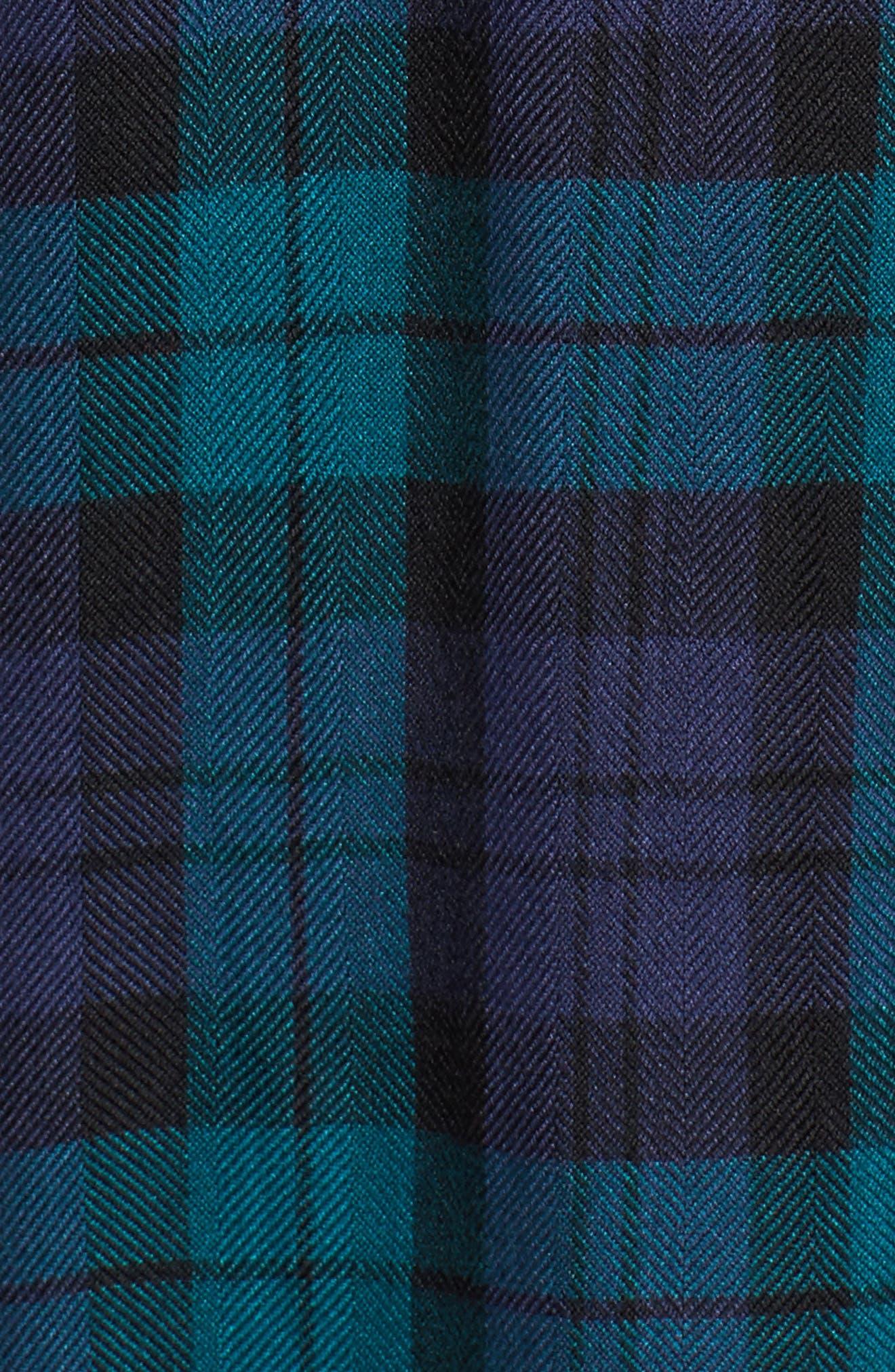 Hunter Plaid Shirt,                             Alternate thumbnail 597, color,