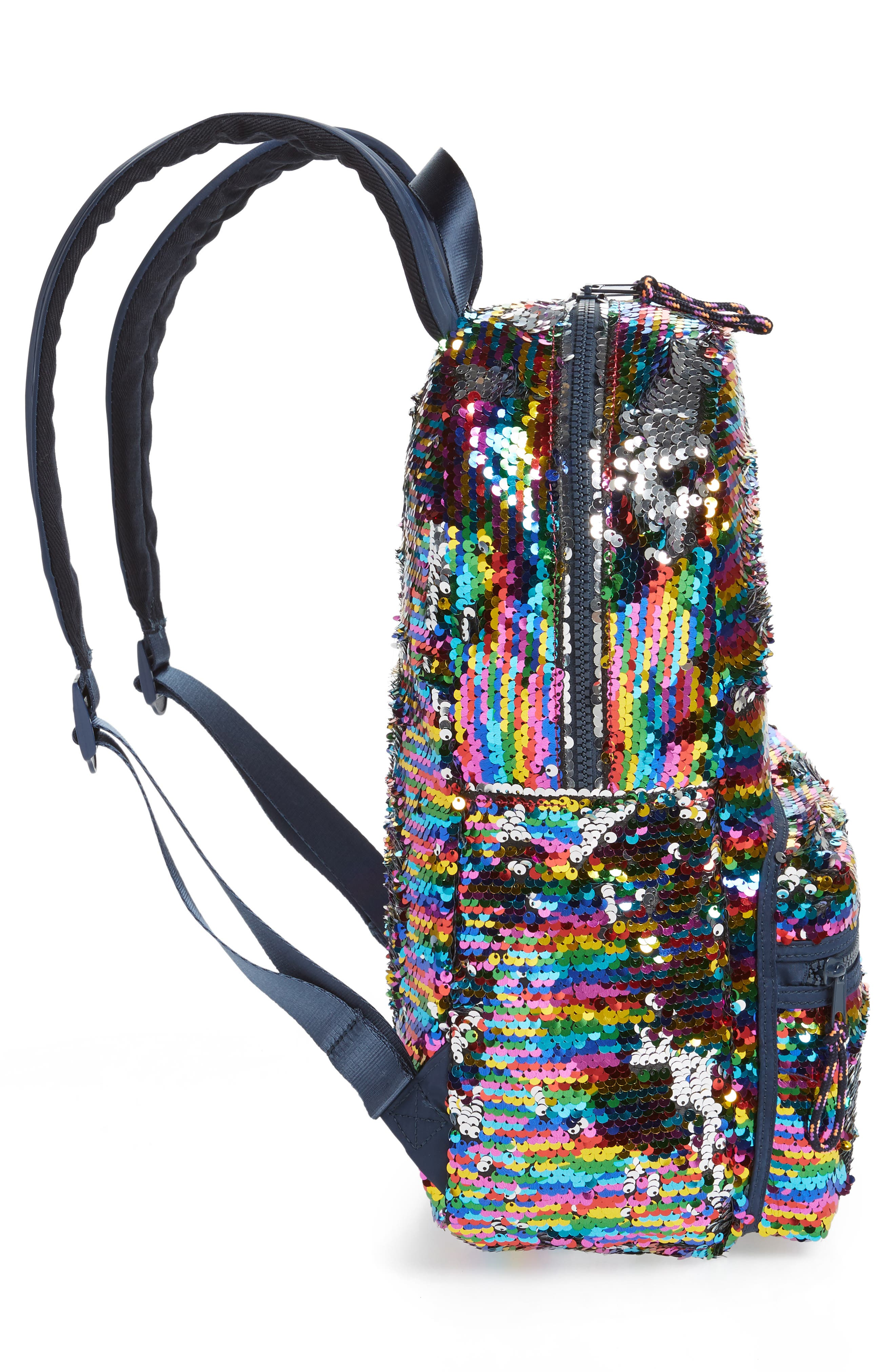 Sequin Backpack,                             Alternate thumbnail 4, color,                             965