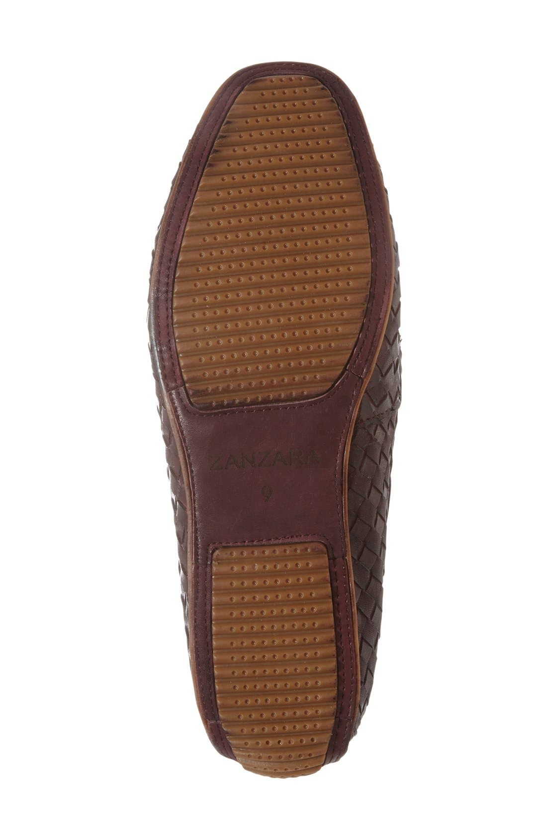 Leather Loafer,                             Alternate thumbnail 36, color,