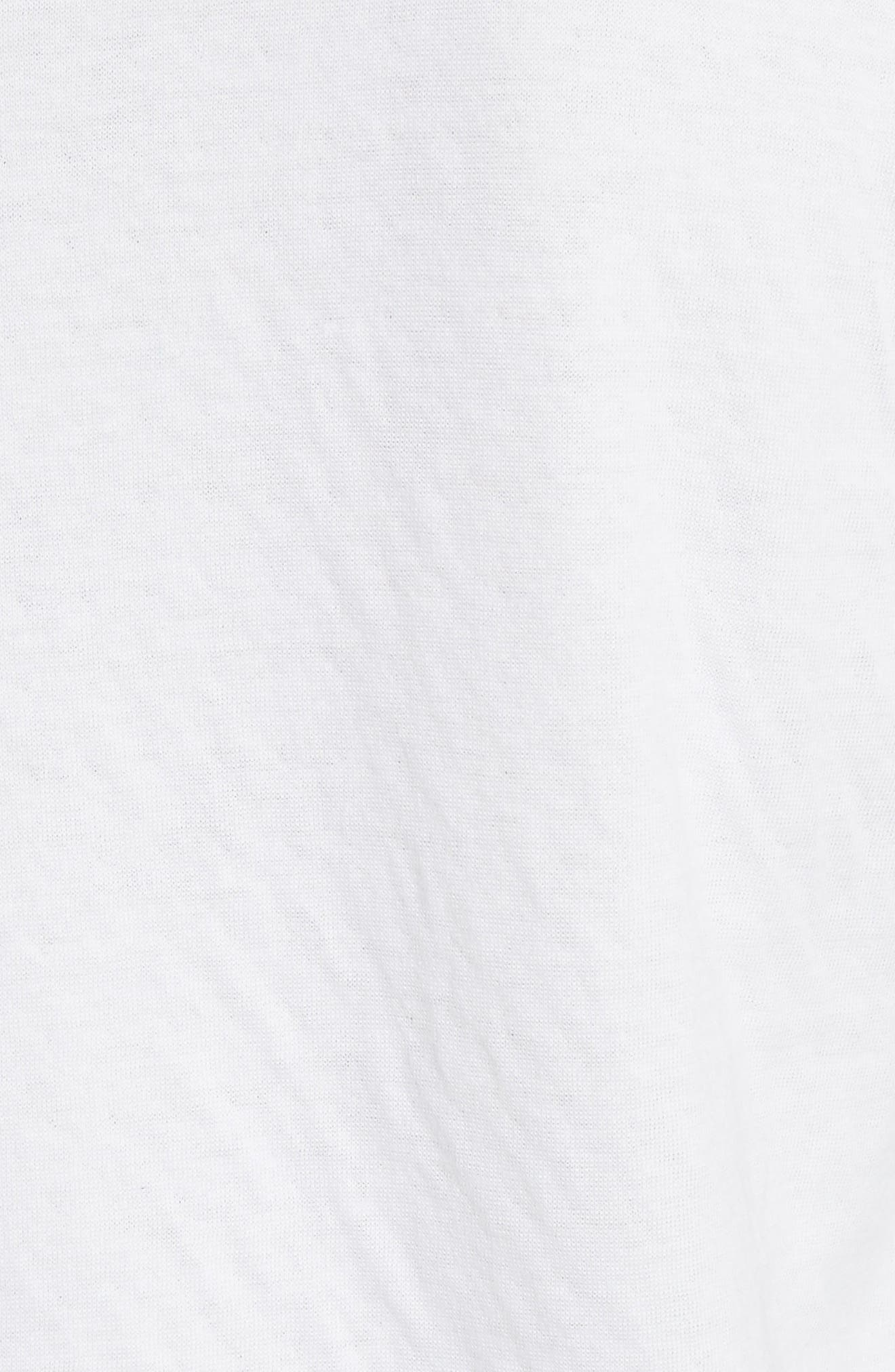 Rigby Baseball T-Shirt,                             Alternate thumbnail 5, color,                             068