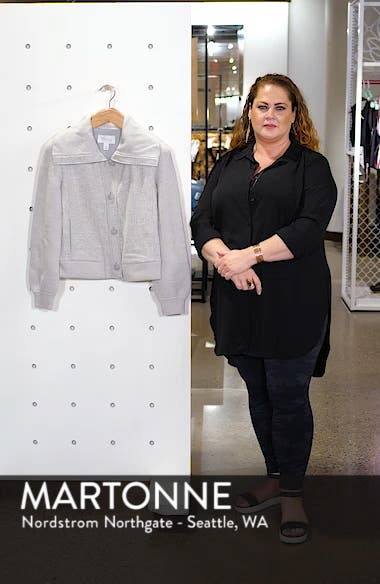 Sweater Detail Jacket, sales video thumbnail