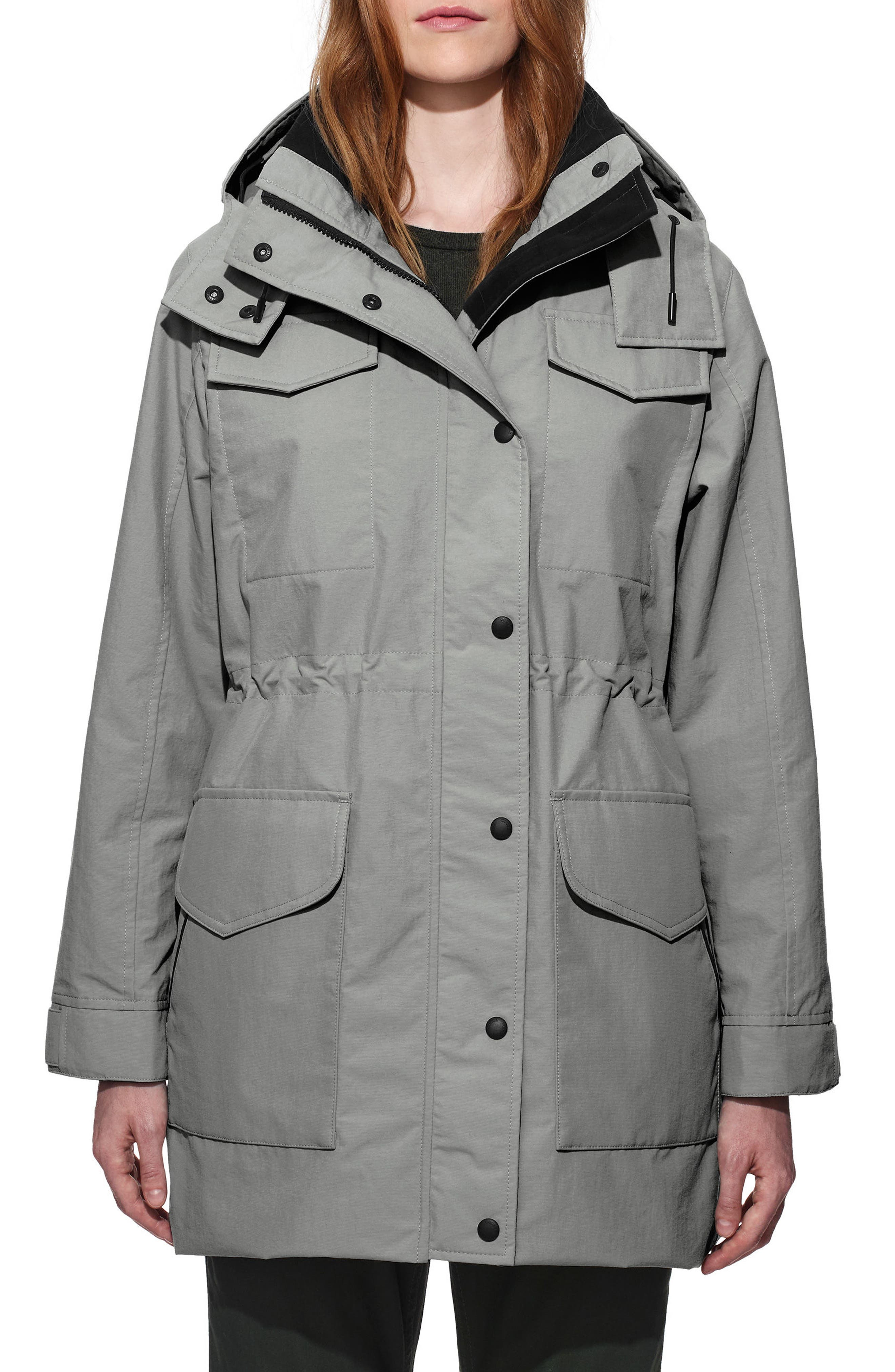 Portage Windproof Jacket,                         Main,                         color, PERMAFROST