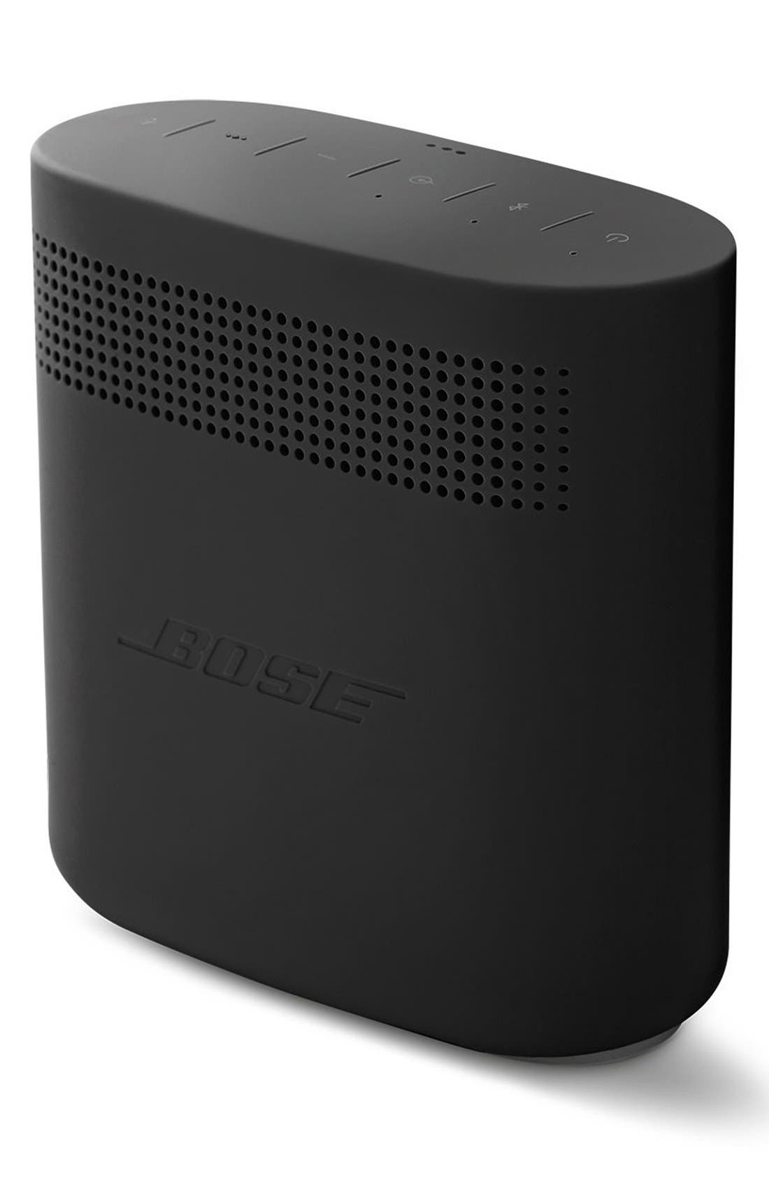 BOSE<SUP>®</SUP>,                             SoundLink<sup>®</sup> Color Bluetooth<sup>®</sup> Speaker II,                             Alternate thumbnail 6, color,                             SOFT BLACK