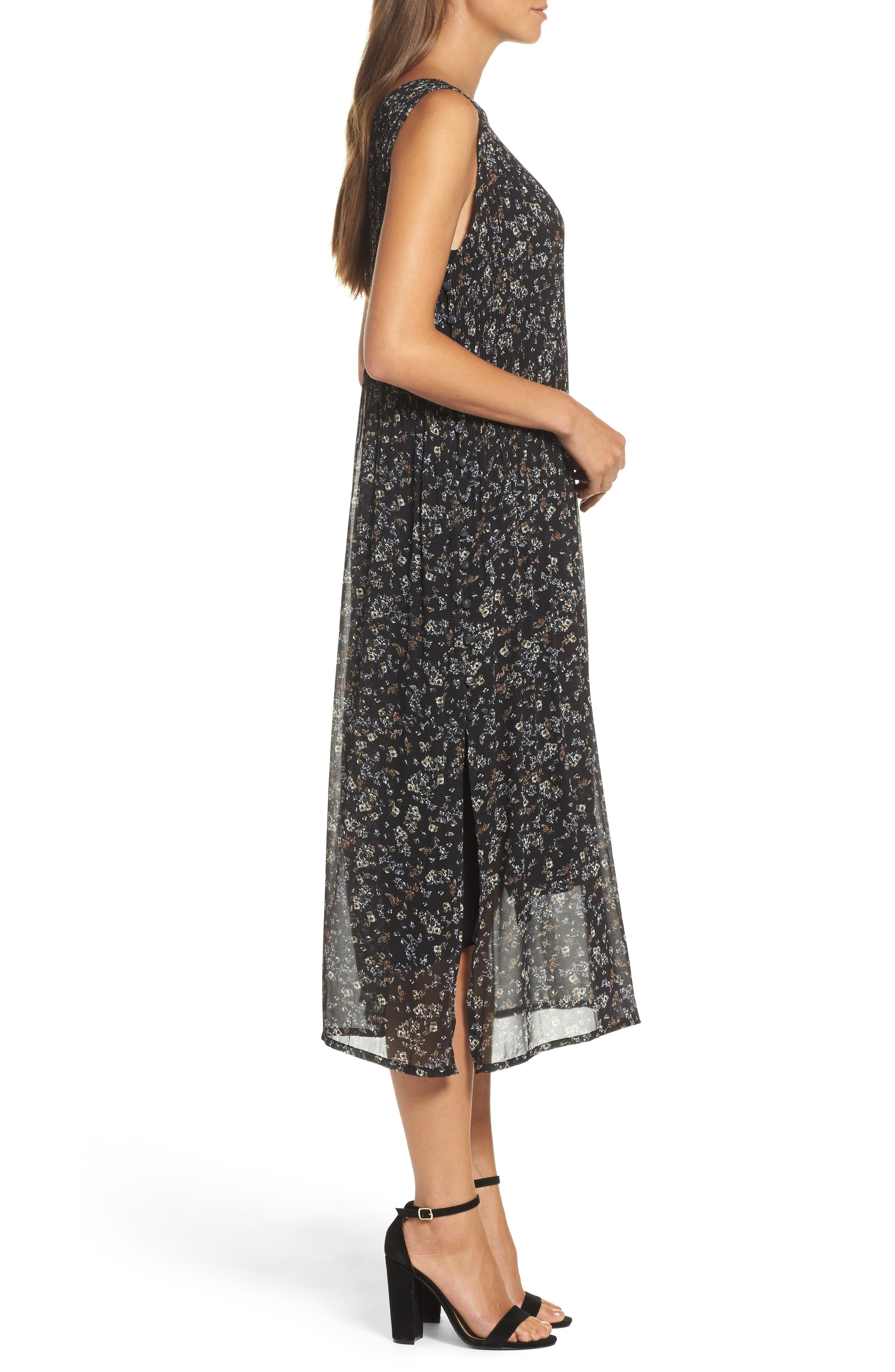 About A Girl Slipdress,                             Alternate thumbnail 3, color,                             003