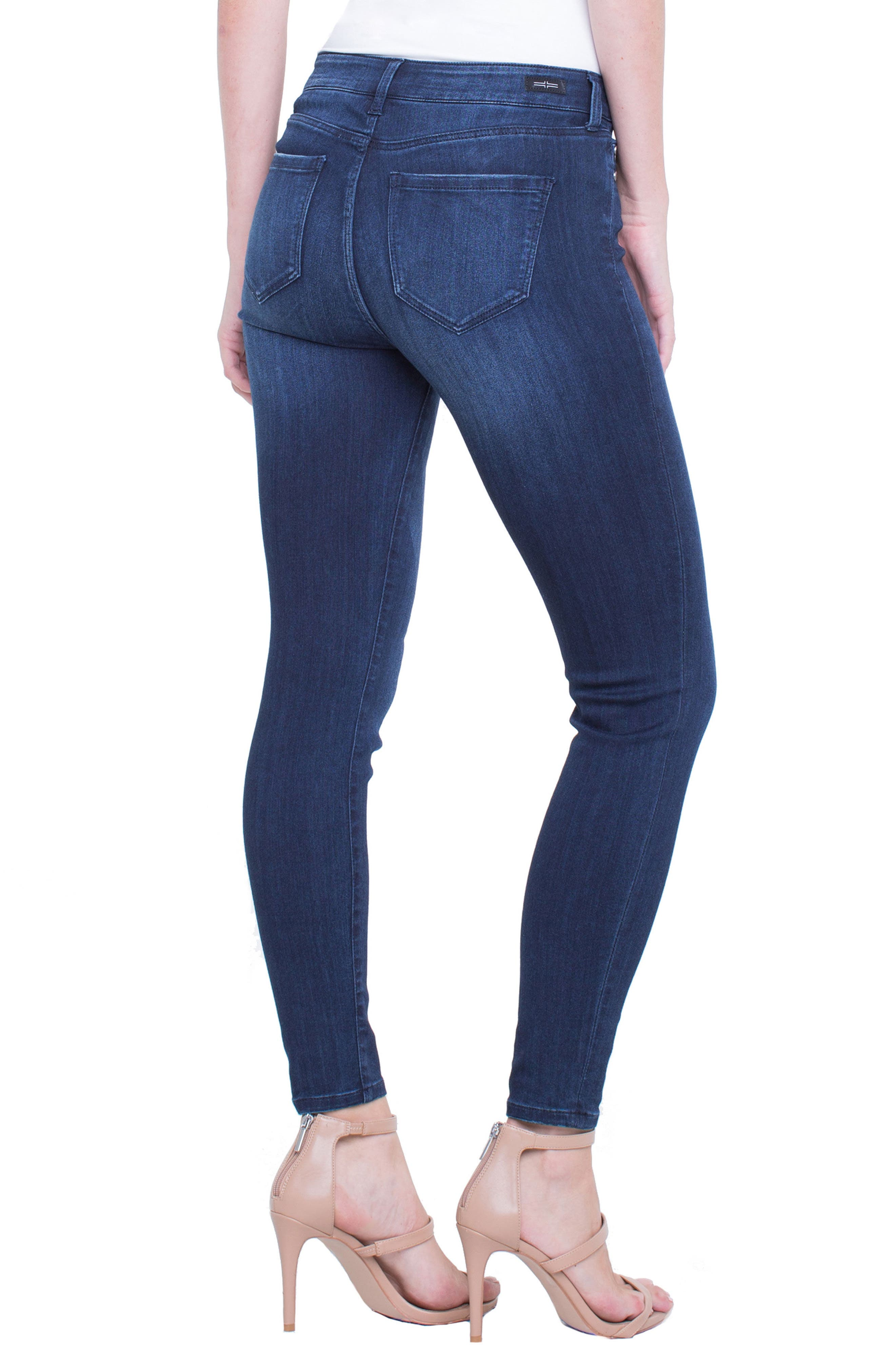 Jeans Company Penny Ankle Skinny Jeans,                             Alternate thumbnail 2, color,                             WESTPORT WASH
