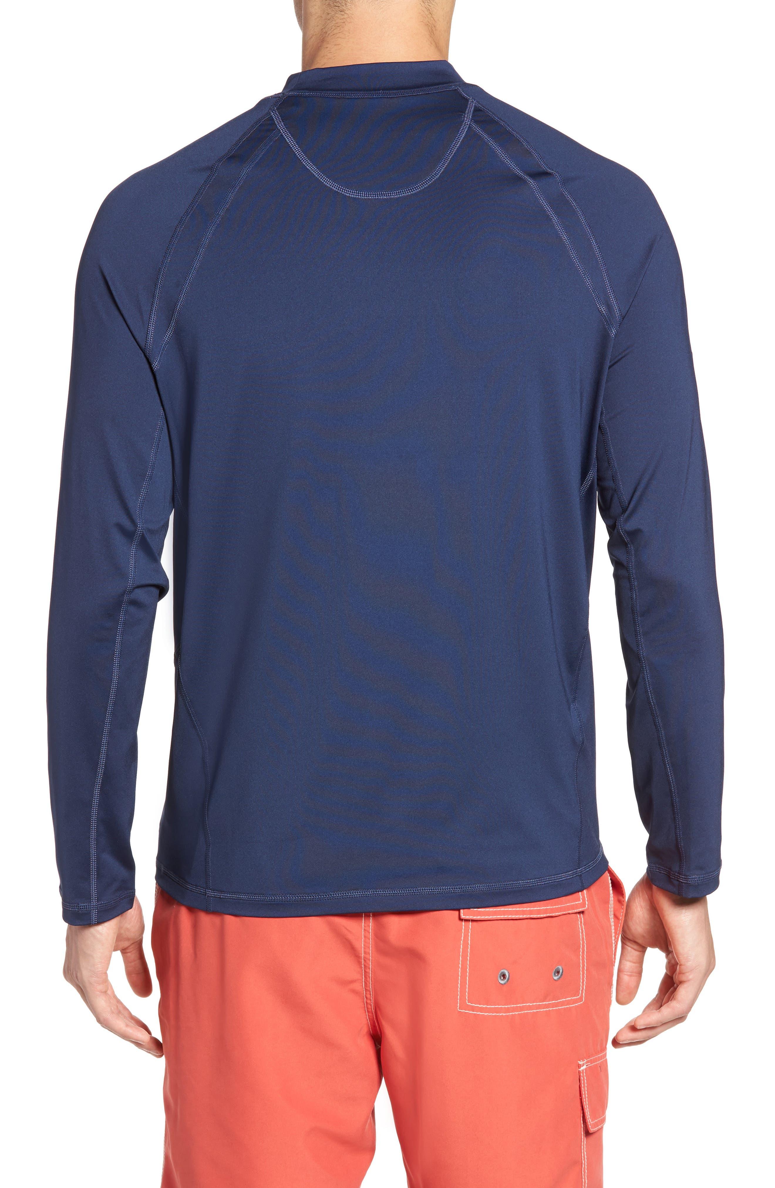 Surf Chaser Crewneck T-Shirt,                             Alternate thumbnail 5, color,