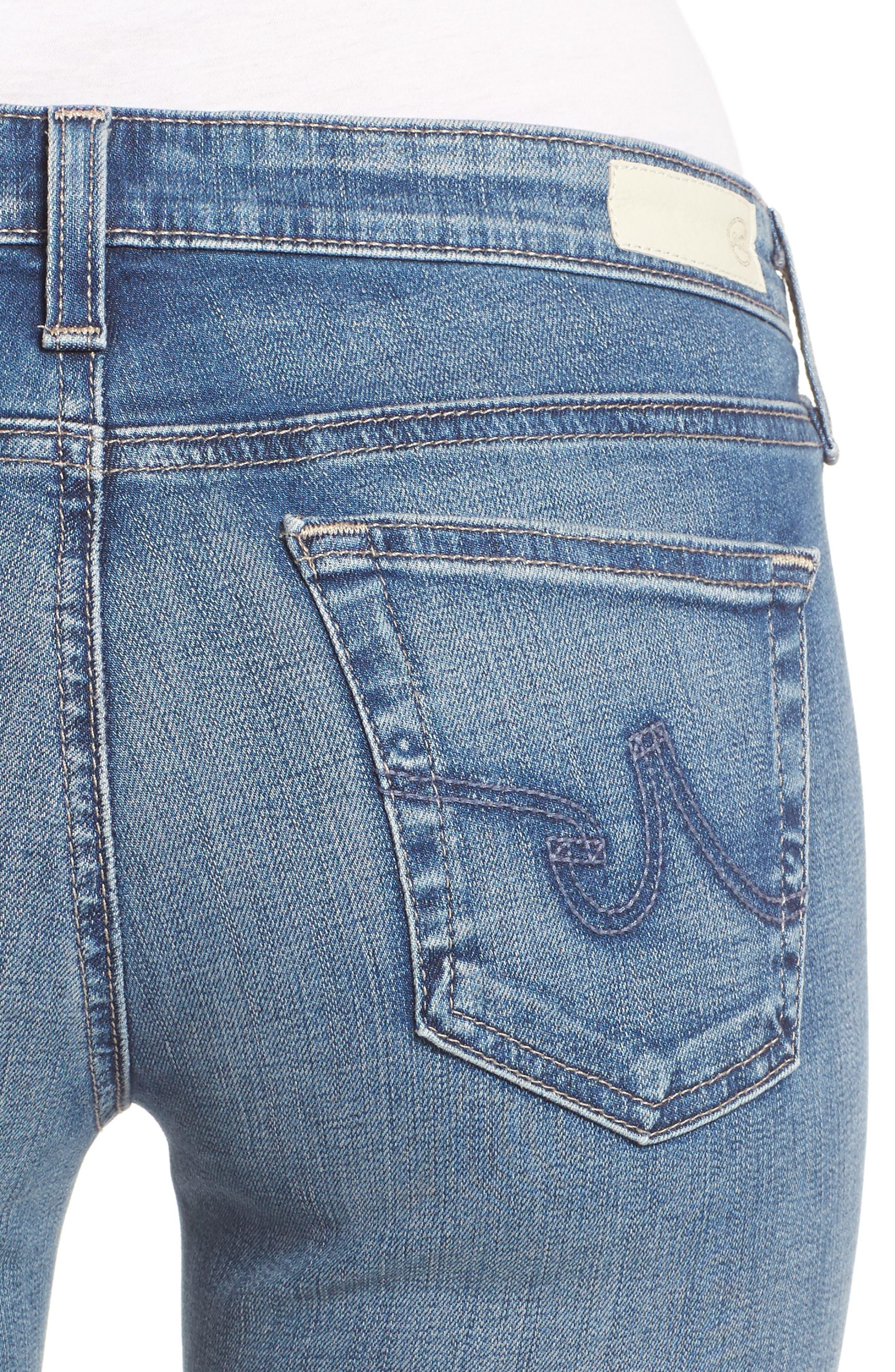 'The Legging' Super Skinny Jeans,                             Alternate thumbnail 34, color,