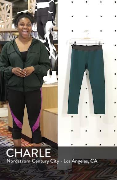 Neo Banded Crop Leggings, sales video thumbnail