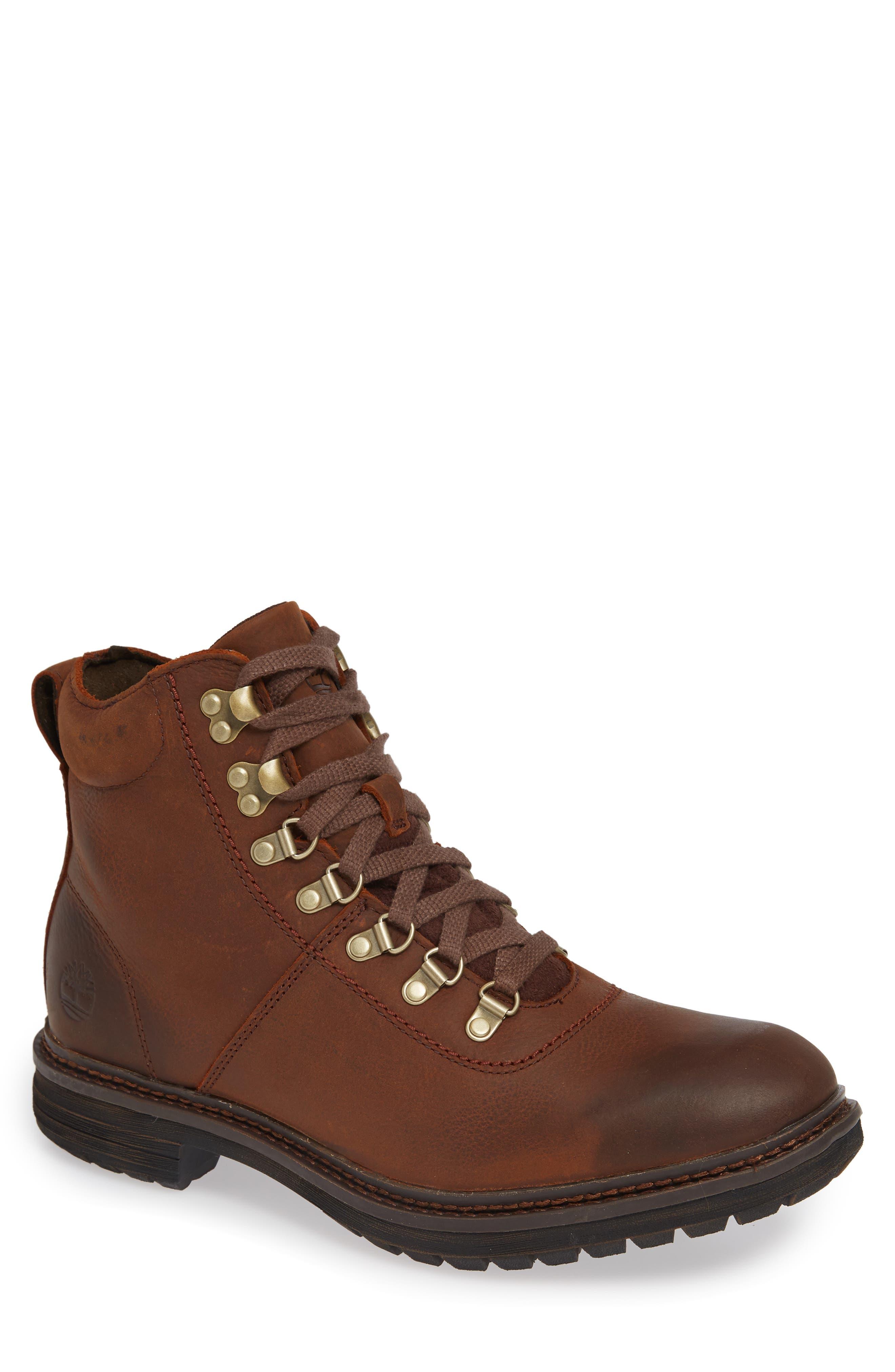 Logan Bay Water Resistant Alpine Hiker Boot,                         Main,                         color, 210