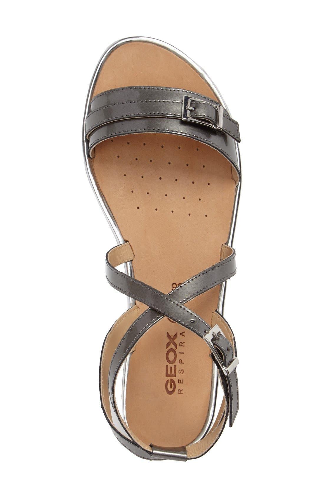 'Sozy' Sandal,                             Alternate thumbnail 37, color,