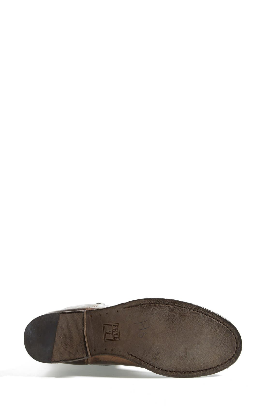 'Melissa Button' Leather Riding Boot,                             Alternate thumbnail 78, color,