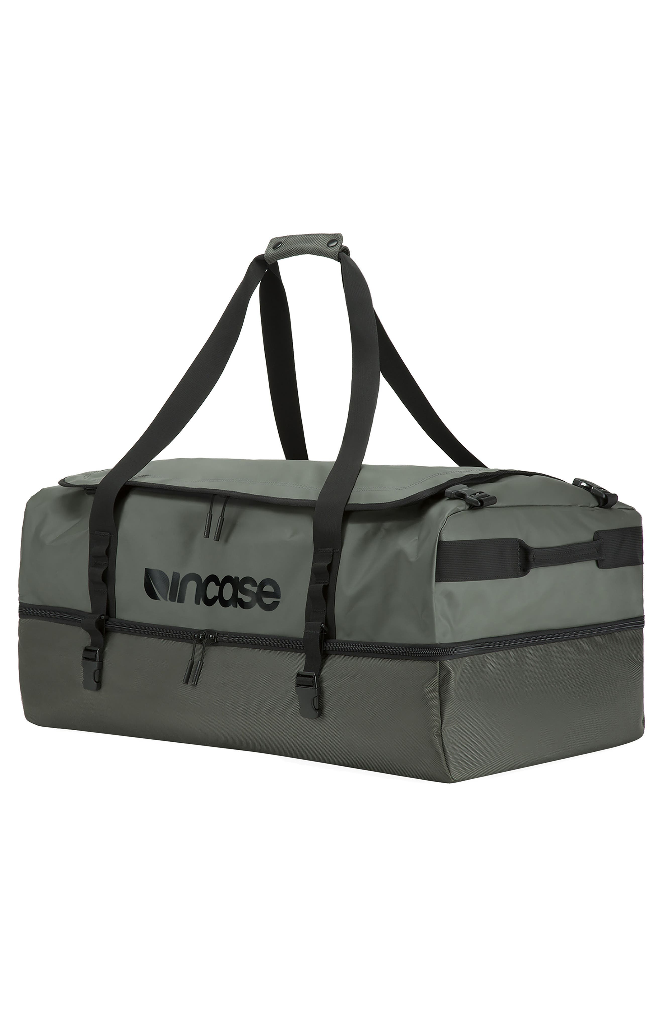 TRACTO Small Split Convertible Duffel Bag,                             Alternate thumbnail 11, color,