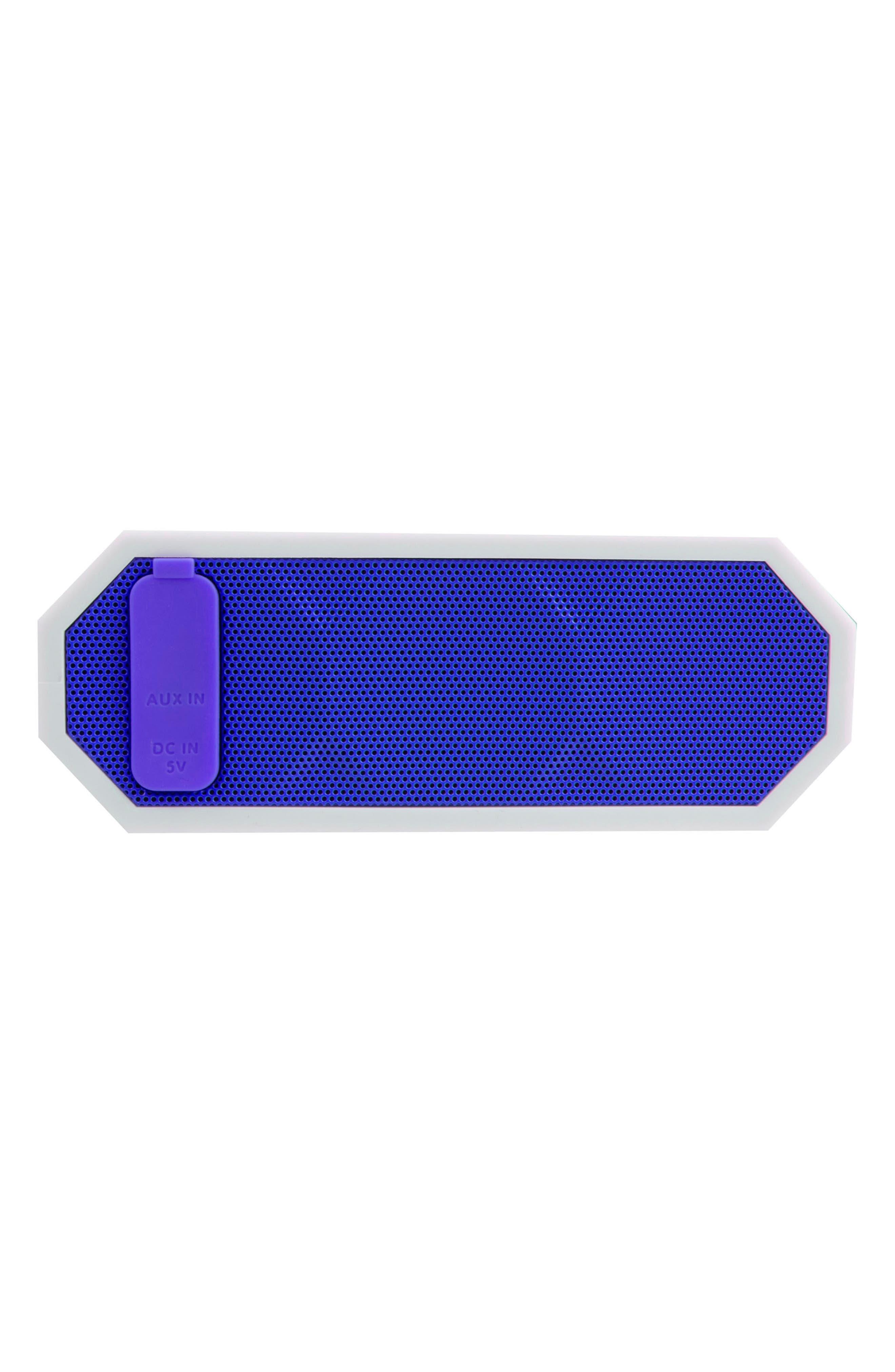 H2O 3 Waterproof Speaker,                             Alternate thumbnail 4, color,