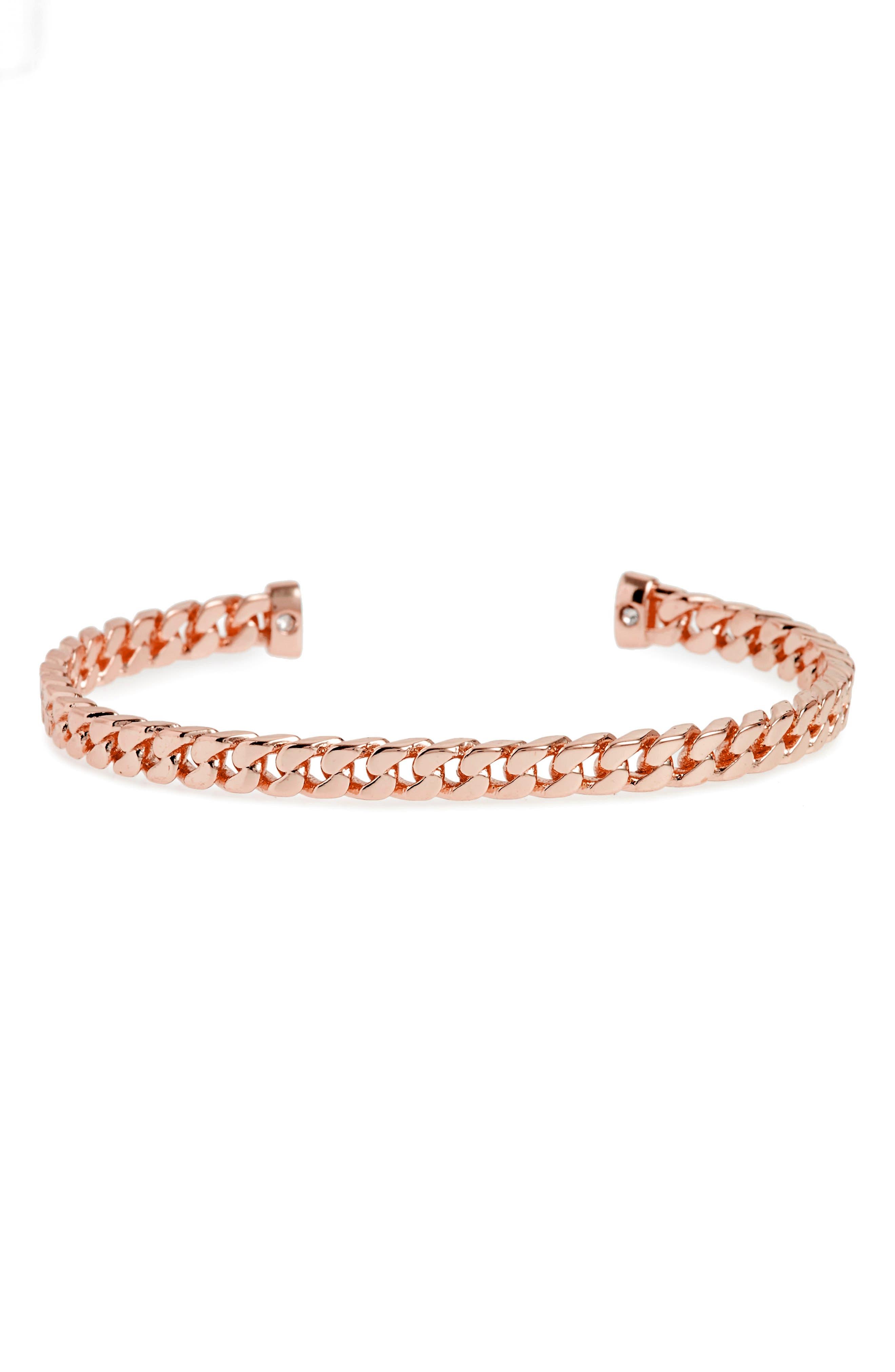 Cuff Bracelet,                             Main thumbnail 1, color,                             710