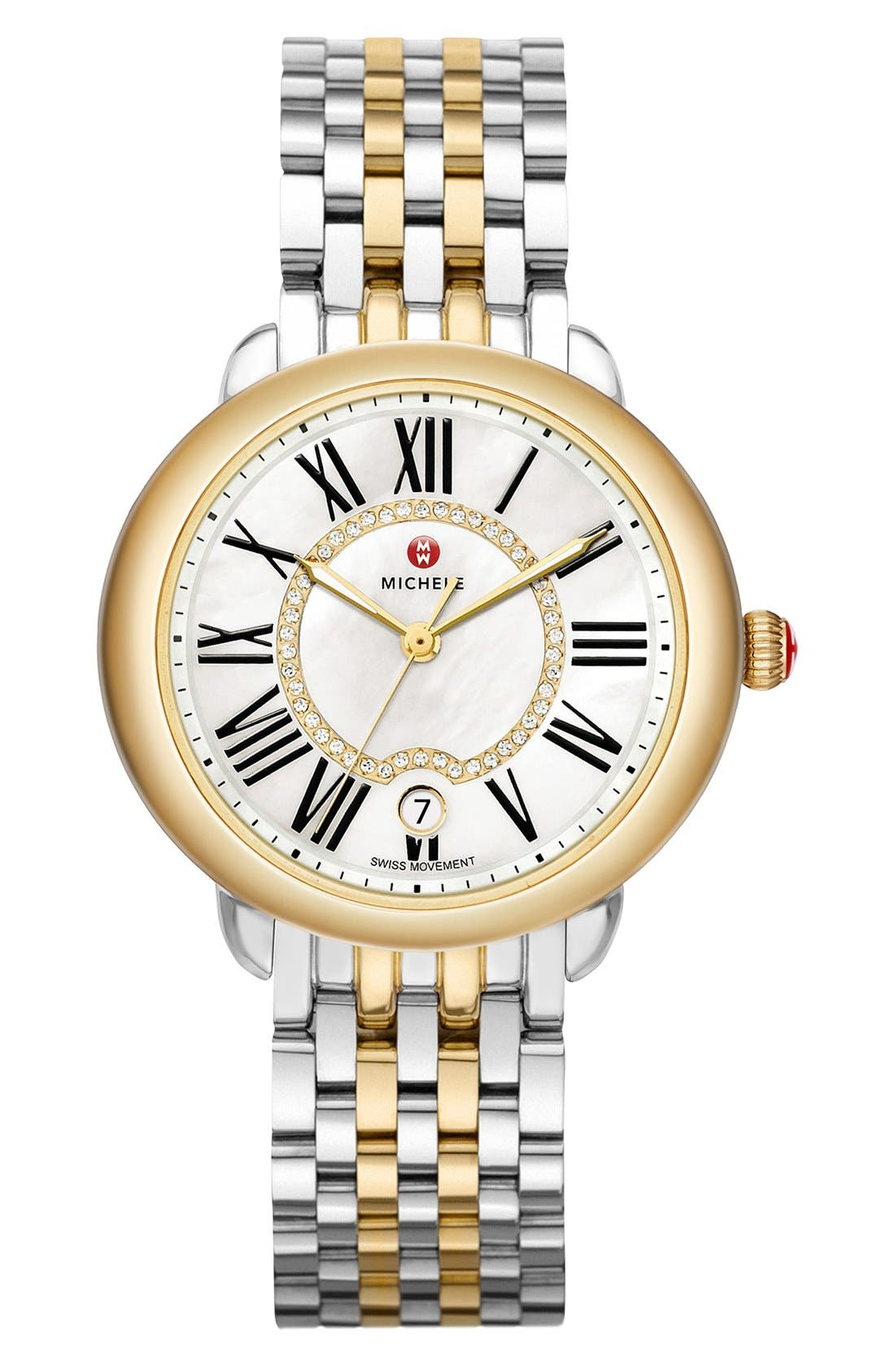 Serein 16 16mm Bracelet Watchband,                             Alternate thumbnail 8, color,