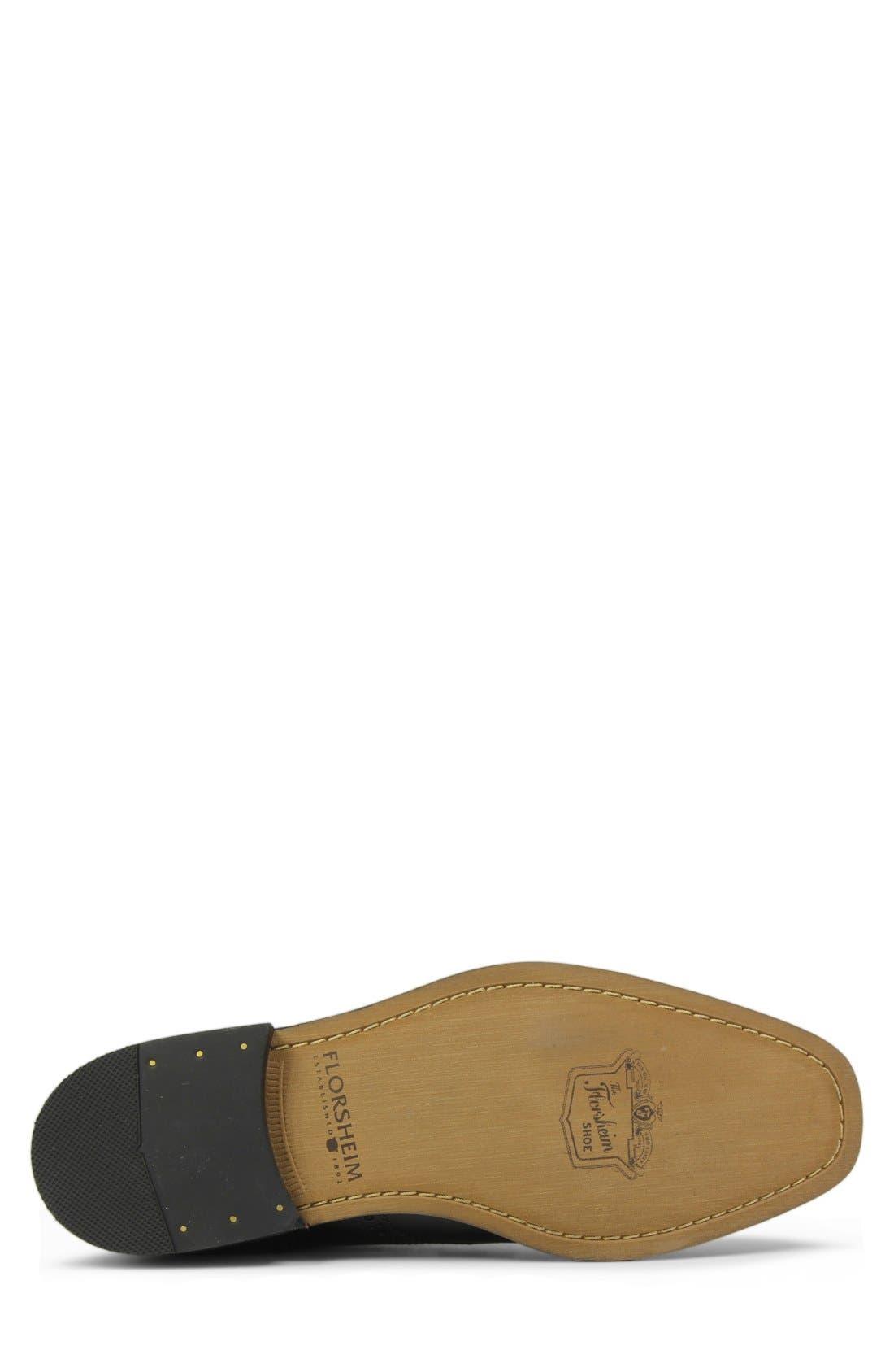 'Castellano' Chukka Boot,                             Alternate thumbnail 4, color,                             001