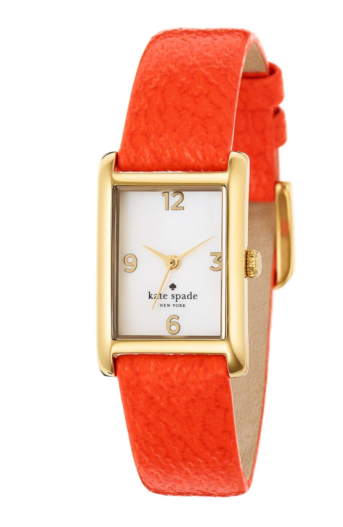 'cooper' leather strap watch, 21mm x 32mm,                             Alternate thumbnail 15, color,
