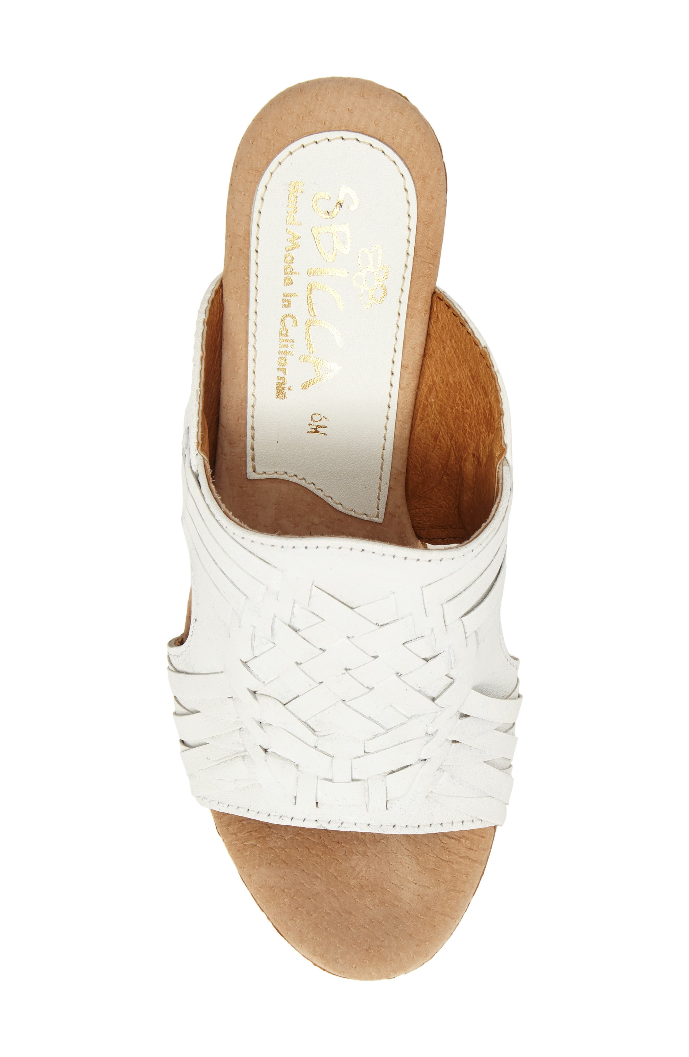 Manny Platform Wedge,                             Alternate thumbnail 9, color,