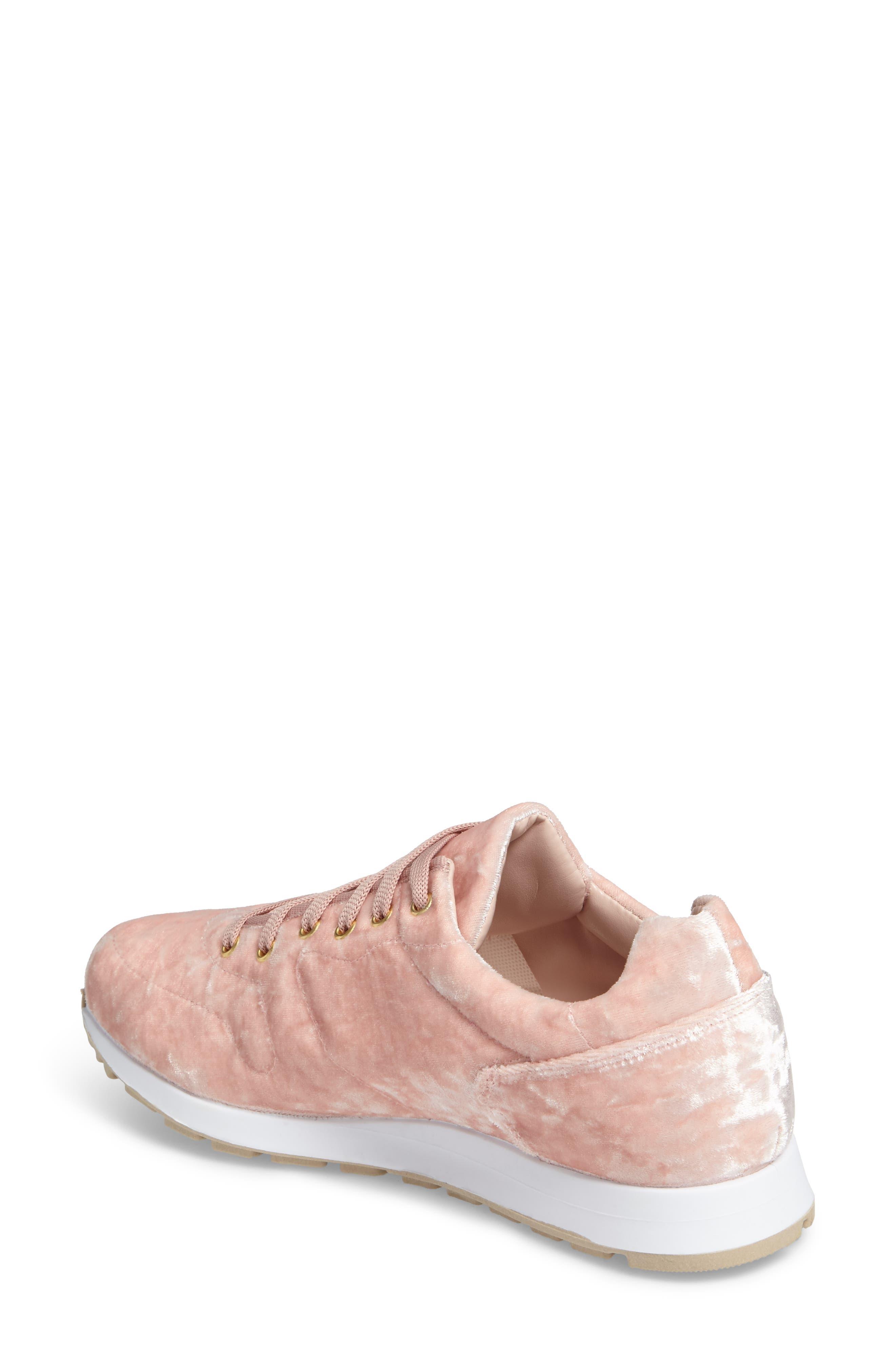 Croatia Velvet Sneaker,                             Alternate thumbnail 2, color,                             650
