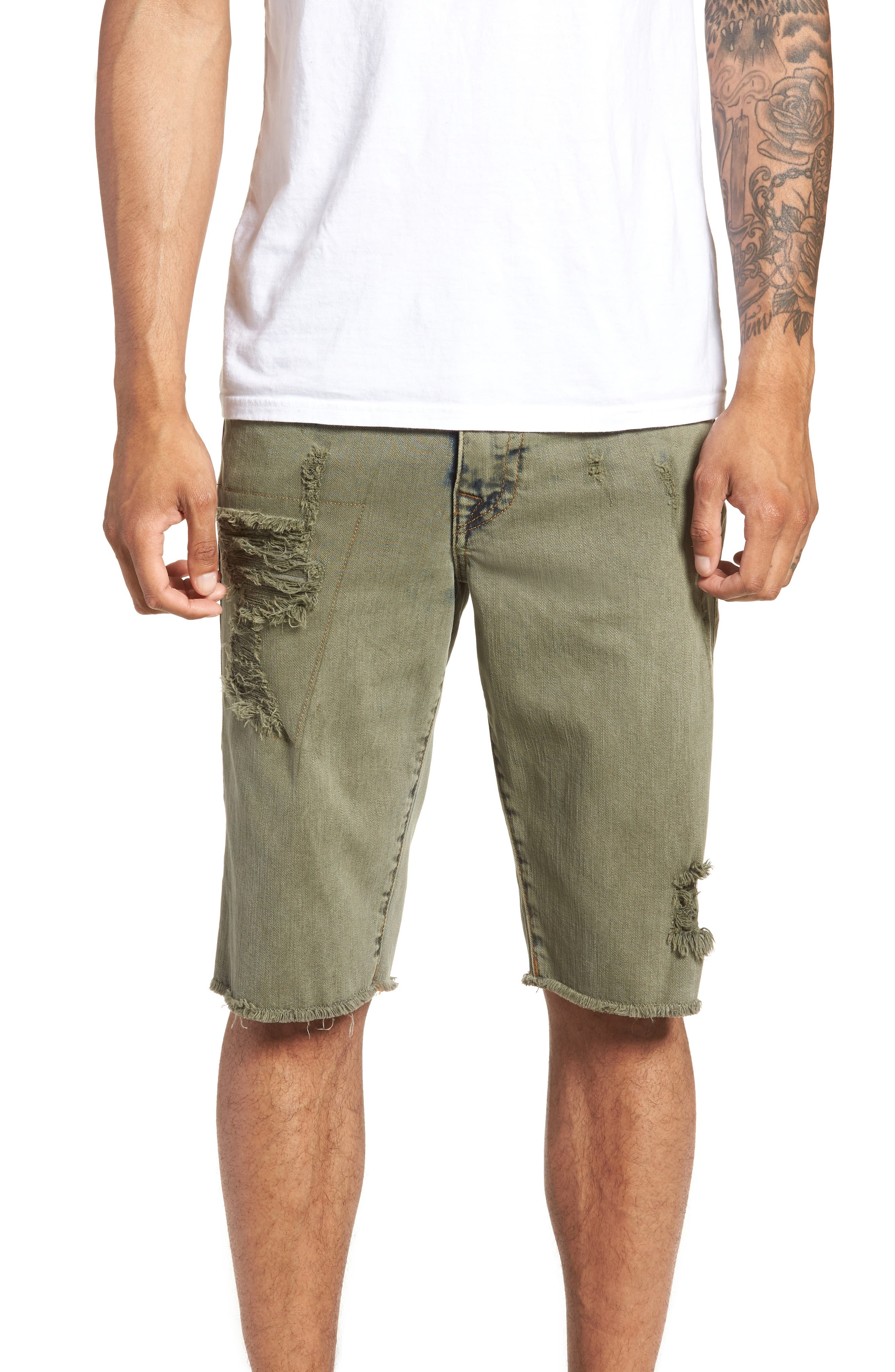 Ricky Relaxed Fit Shorts,                         Main,                         color, 300