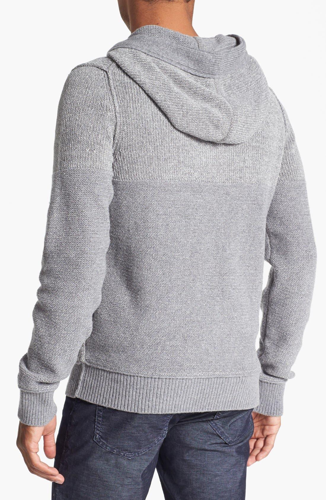 'Karsone' Hooded Sweater,                             Alternate thumbnail 2, color,                             051