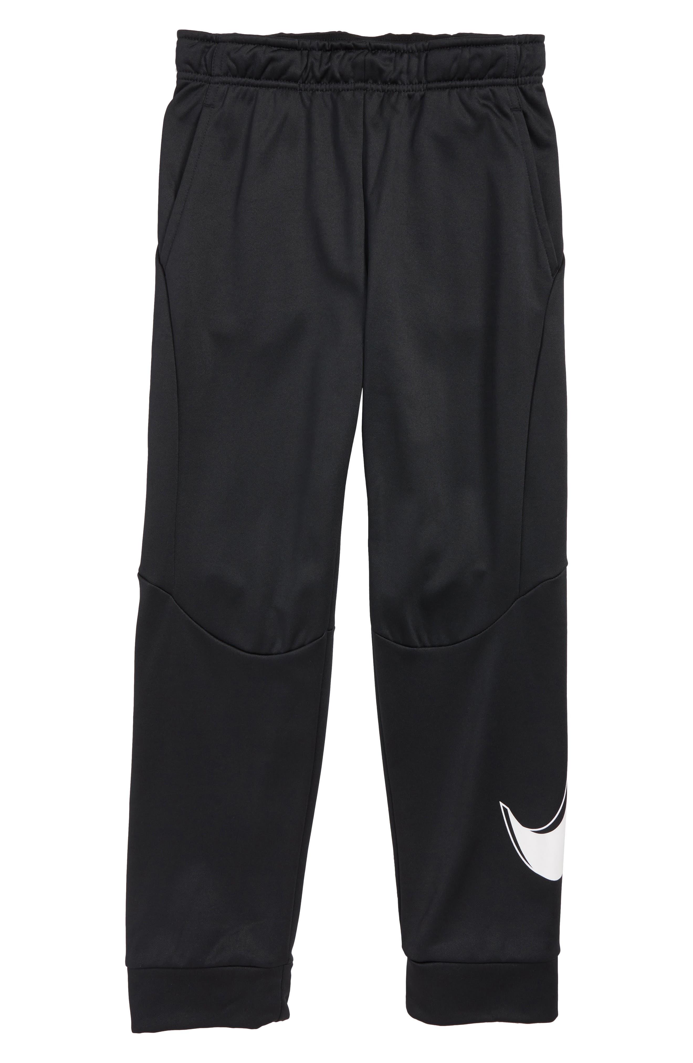 Boys Nike Therma Sweatpants