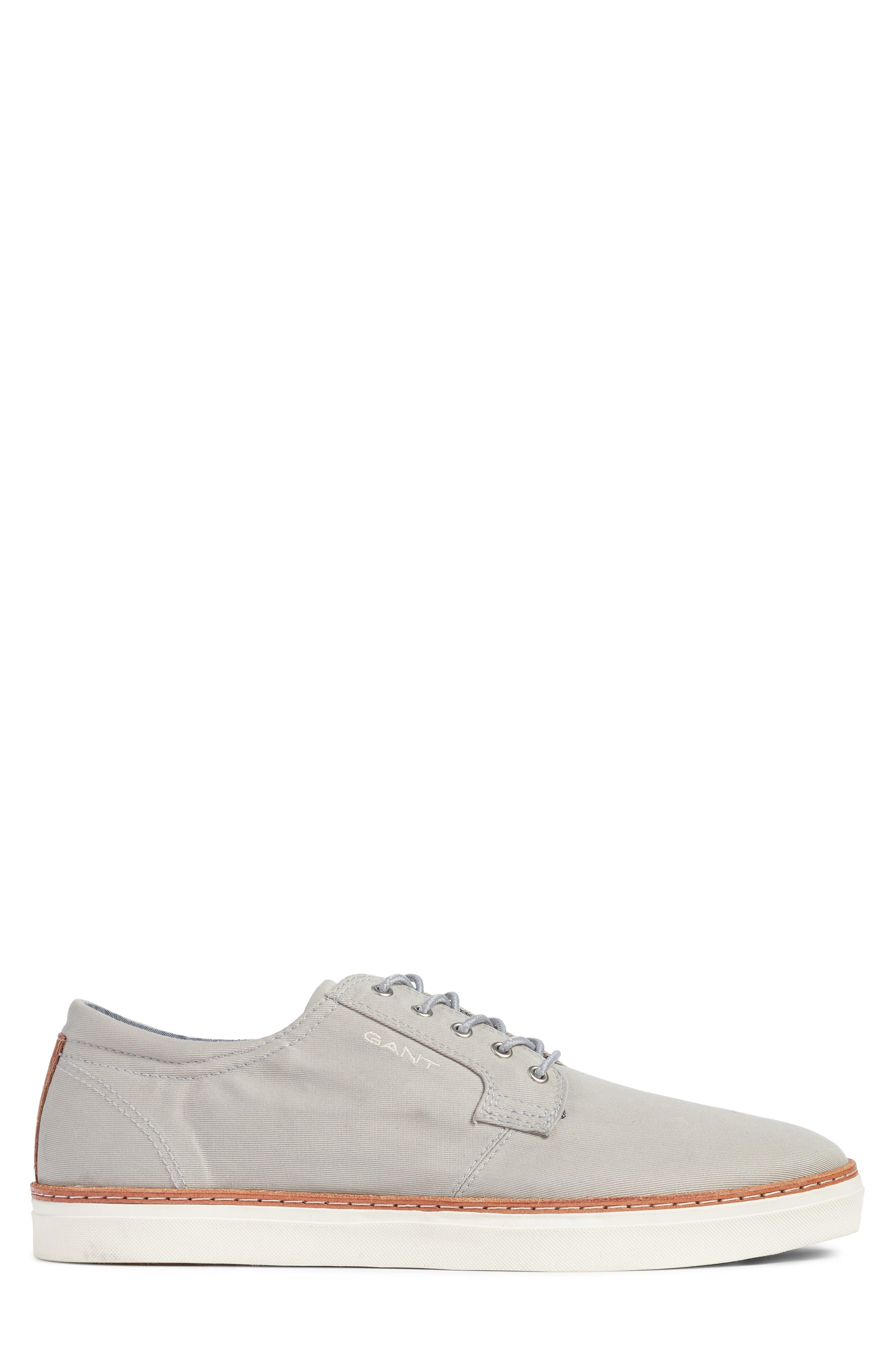 Bari Sneaker,                             Alternate thumbnail 3, color,                             SLEET GRAY