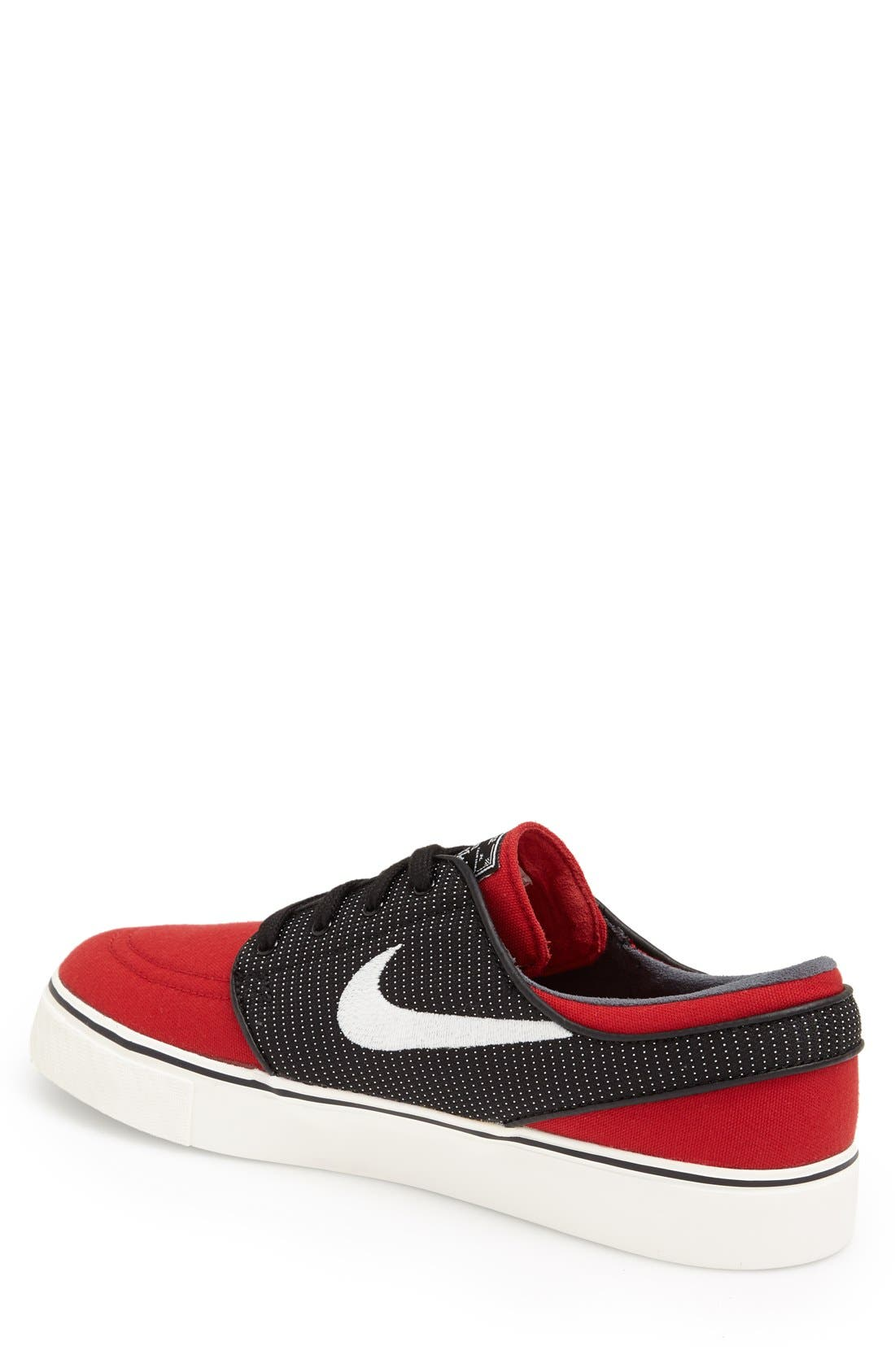 Zoom - Stefan Janoski SB Canvas Skate Shoe,                             Alternate thumbnail 82, color,